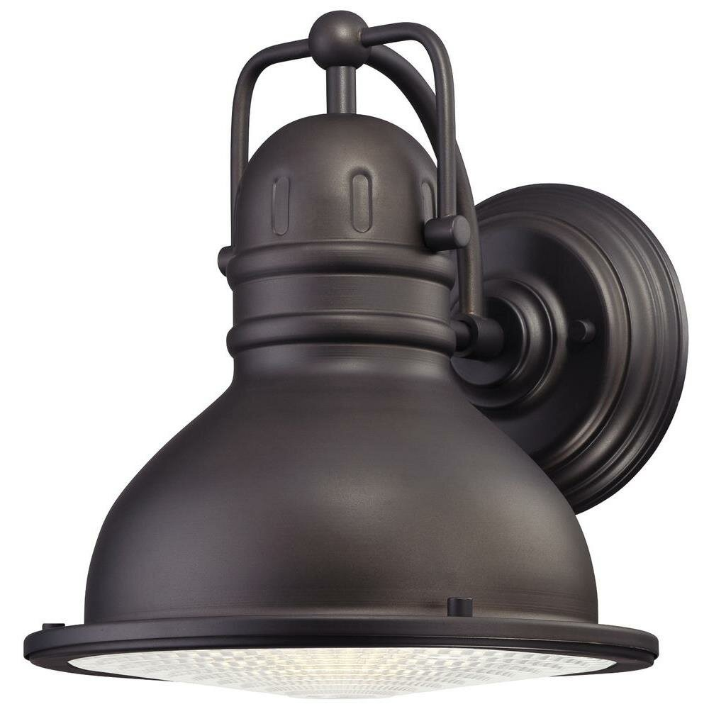 Goodyear 1 Light Outdoor Barn Light: Westinghouse Lighting Orson 1 Light Outdoor Barn Light