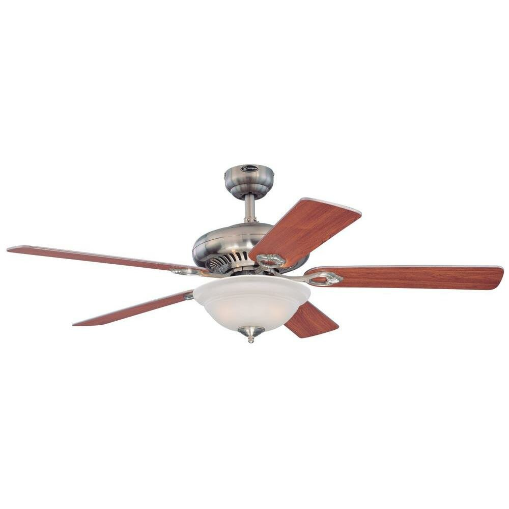 Ceiling Fan Light Switch Ace Hardware : Westinghouse lighting quot fairview reversible blade