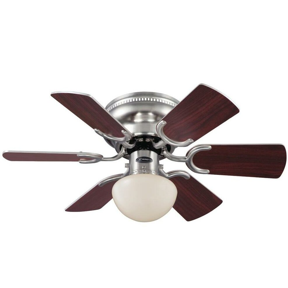 Westinghouse Lighting 30 Petite 6 Blade Ceiling Fan