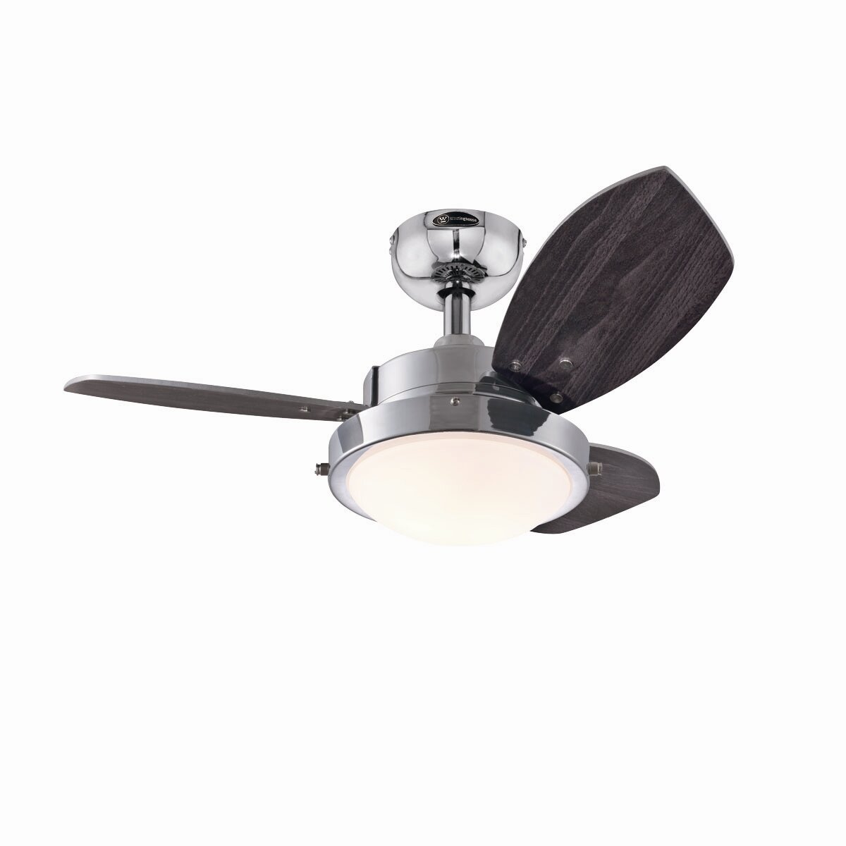 westinghouse lighting 30 wengue 3 blade ceiling fan reviews wayfair. Black Bedroom Furniture Sets. Home Design Ideas