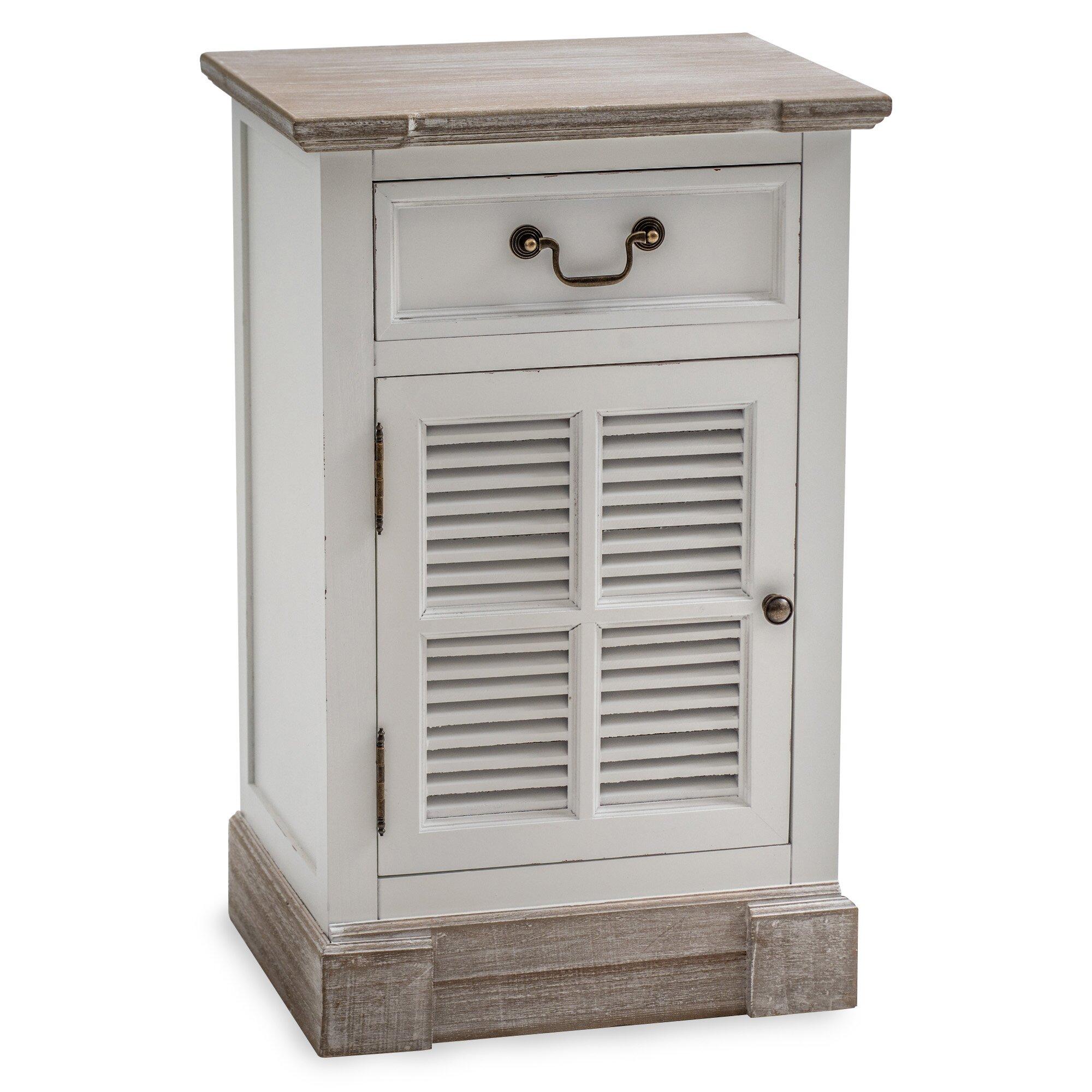 Maine furniture co new england 1 drawer bedside table for 1 drawer bedside table