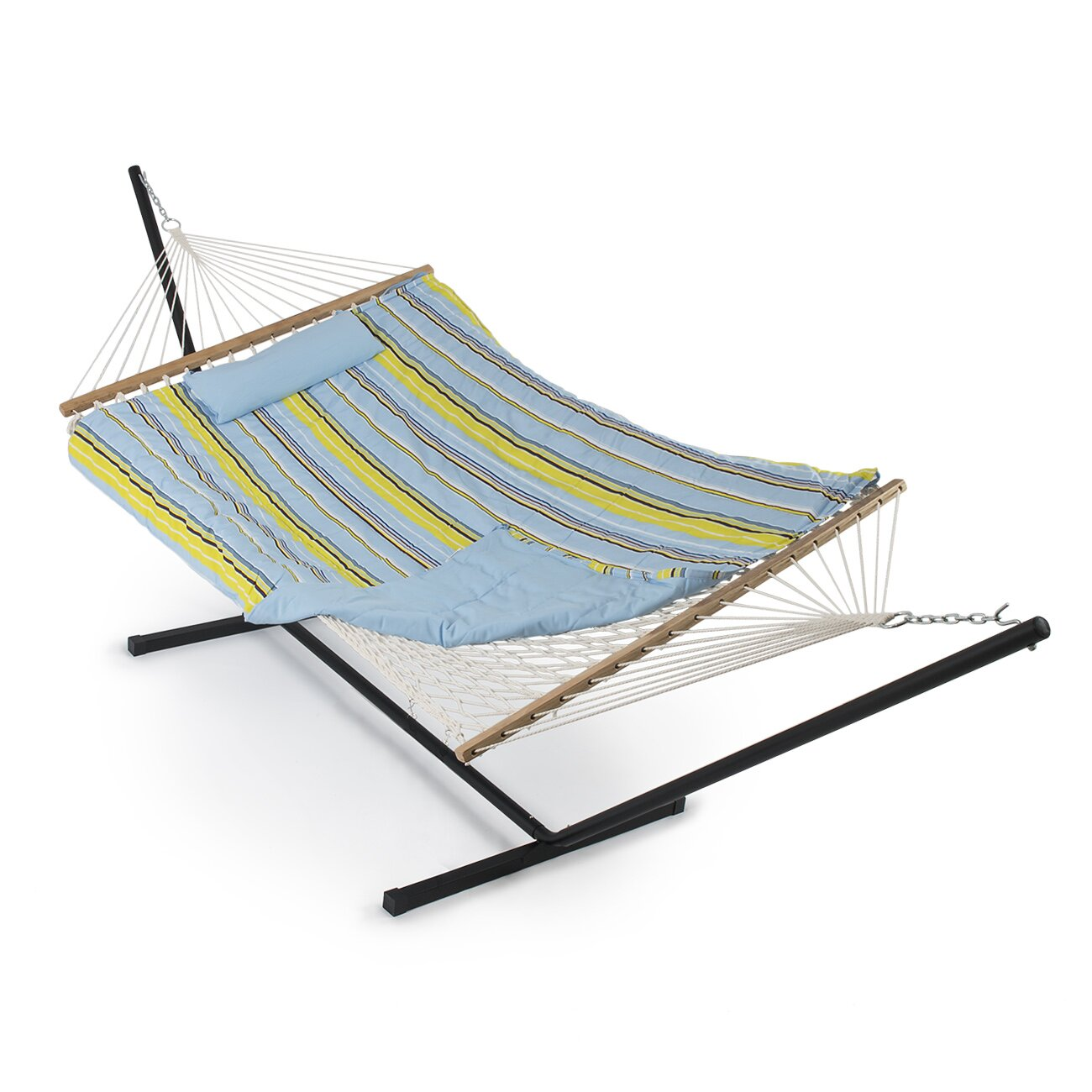 Belleze Hammock With Stand Amp Reviews Wayfair Ca