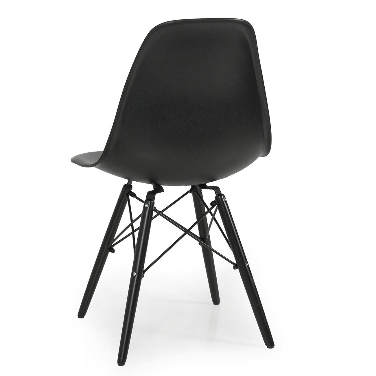 Belleze Eames Molded PlasticSide Chair