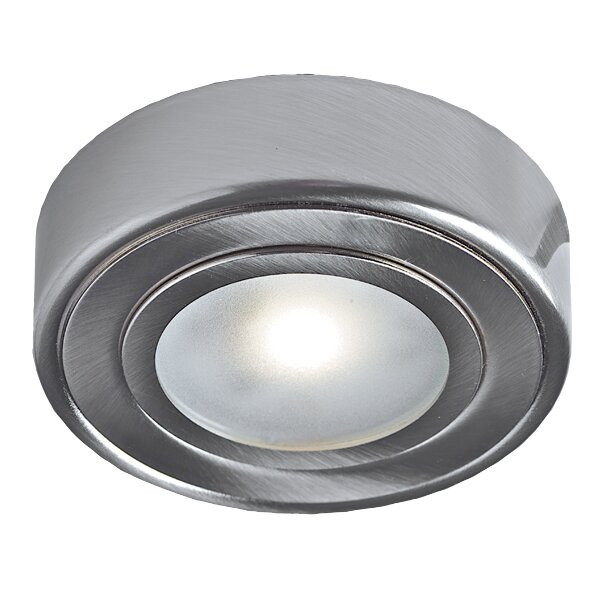 DALSLighting LED Under Cabinet Puck Light | Wayfair