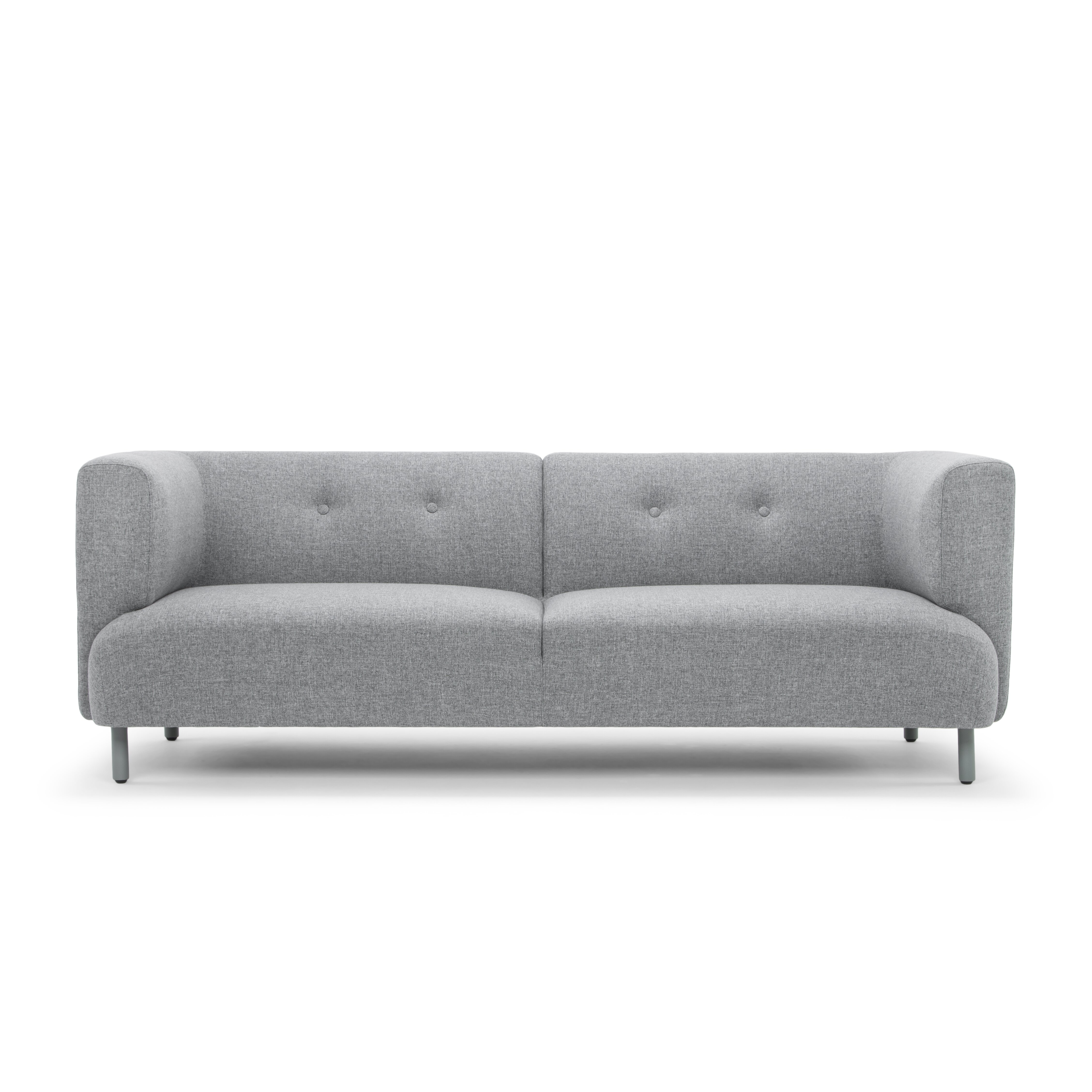 Nordic upholstery soren classic modern sofa wayfair for Sofa nordic