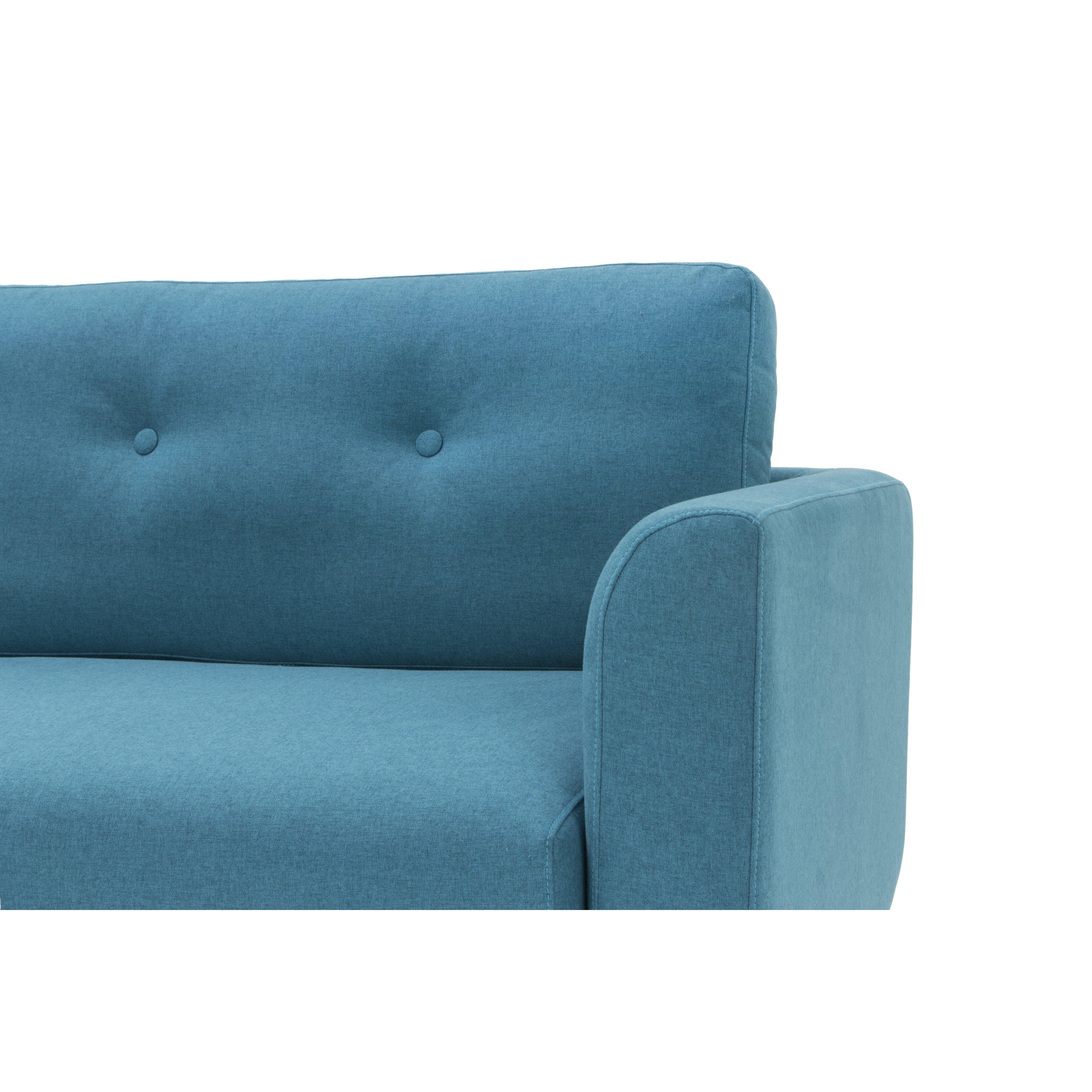 Nordic upholstery freya sofa wayfair for Sofa nordic