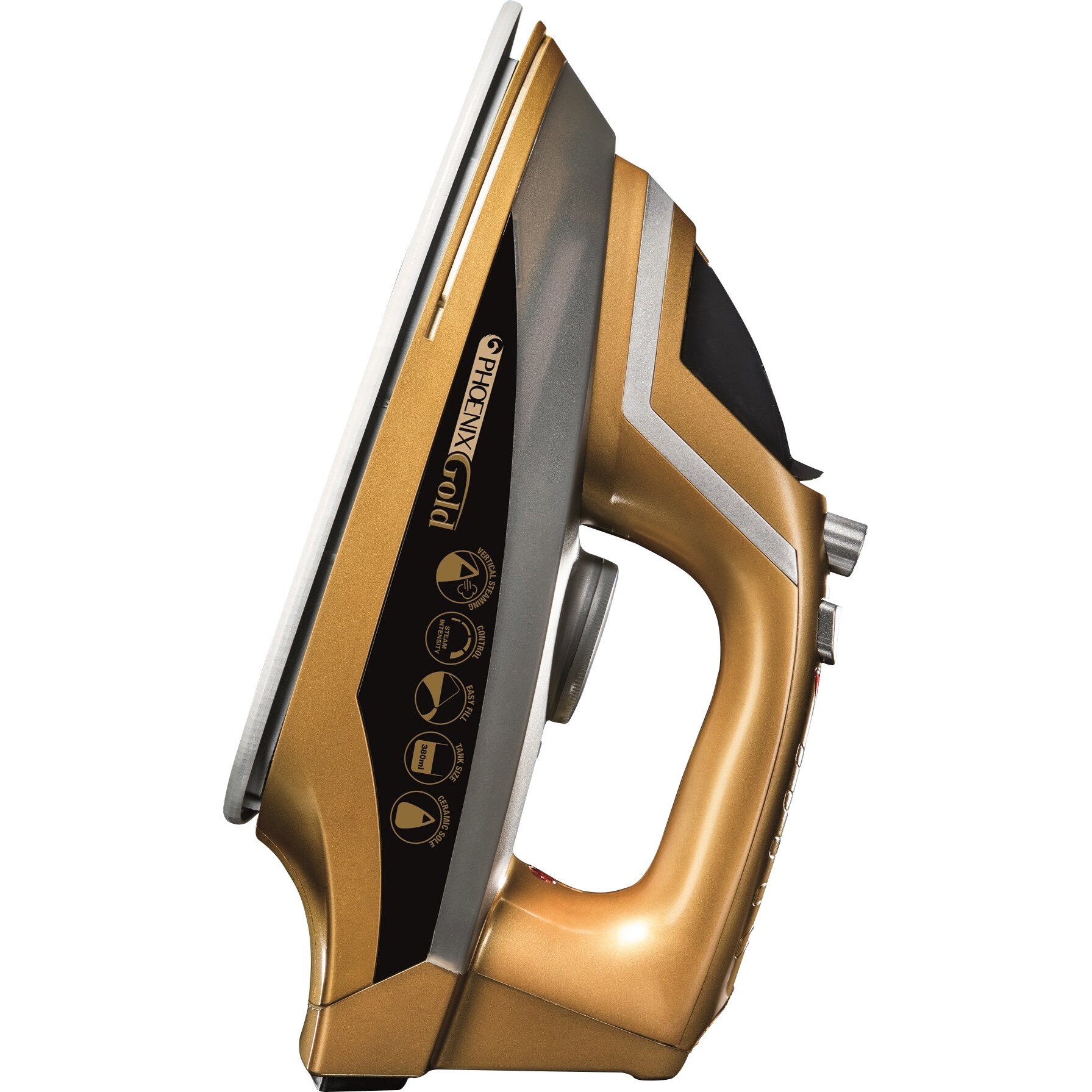 phoenix gold by jml phoenix gold 2200w iron wayfair uk. Black Bedroom Furniture Sets. Home Design Ideas