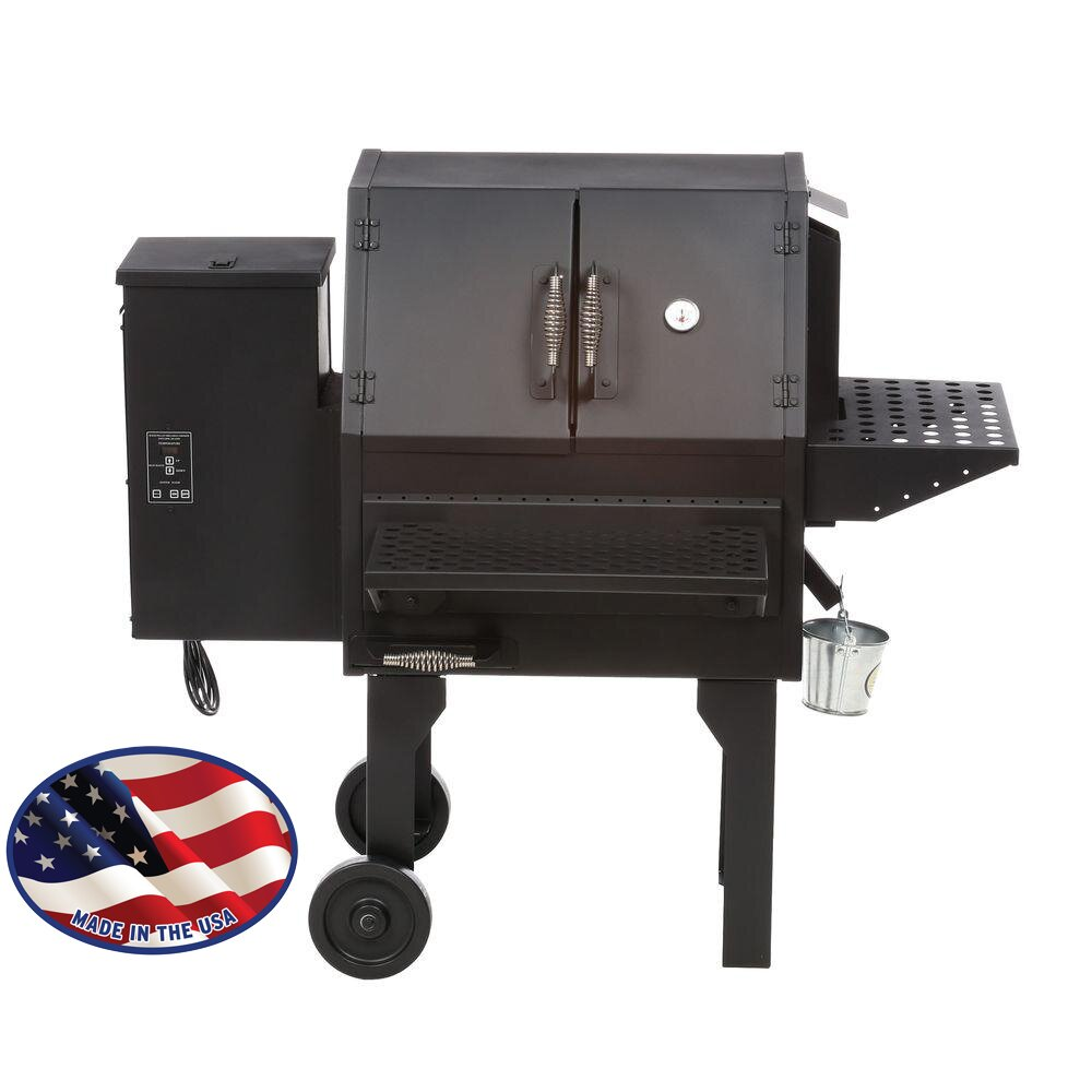 England S Stove Works Smoke N Sear Pellet Grill With Smoker Wayfair