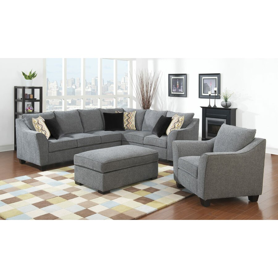 Images Of Living Rooms With Sectionals With Chaise