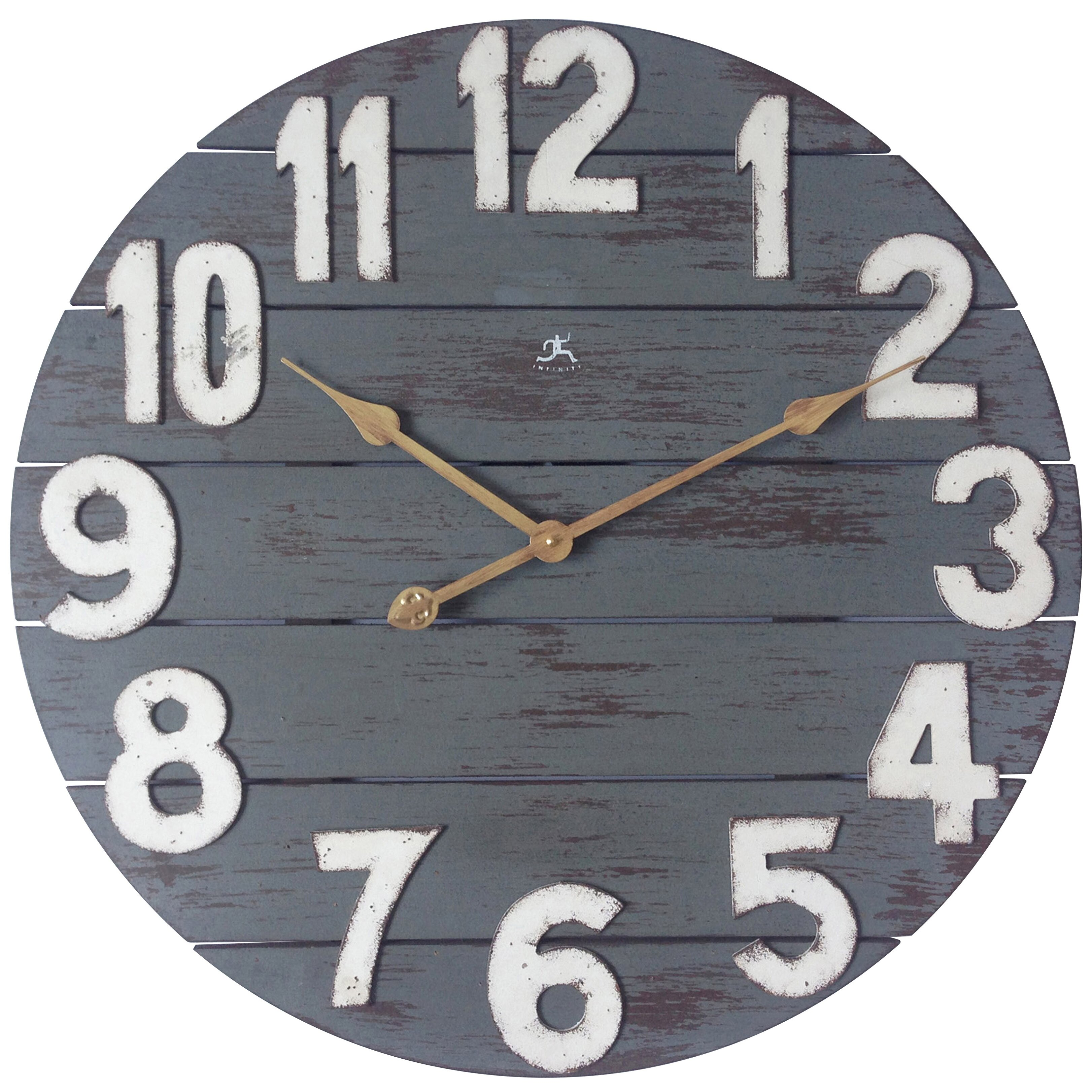 Laurel Foundry Modern Farmhouse Wall Clock Reviews Wayfair