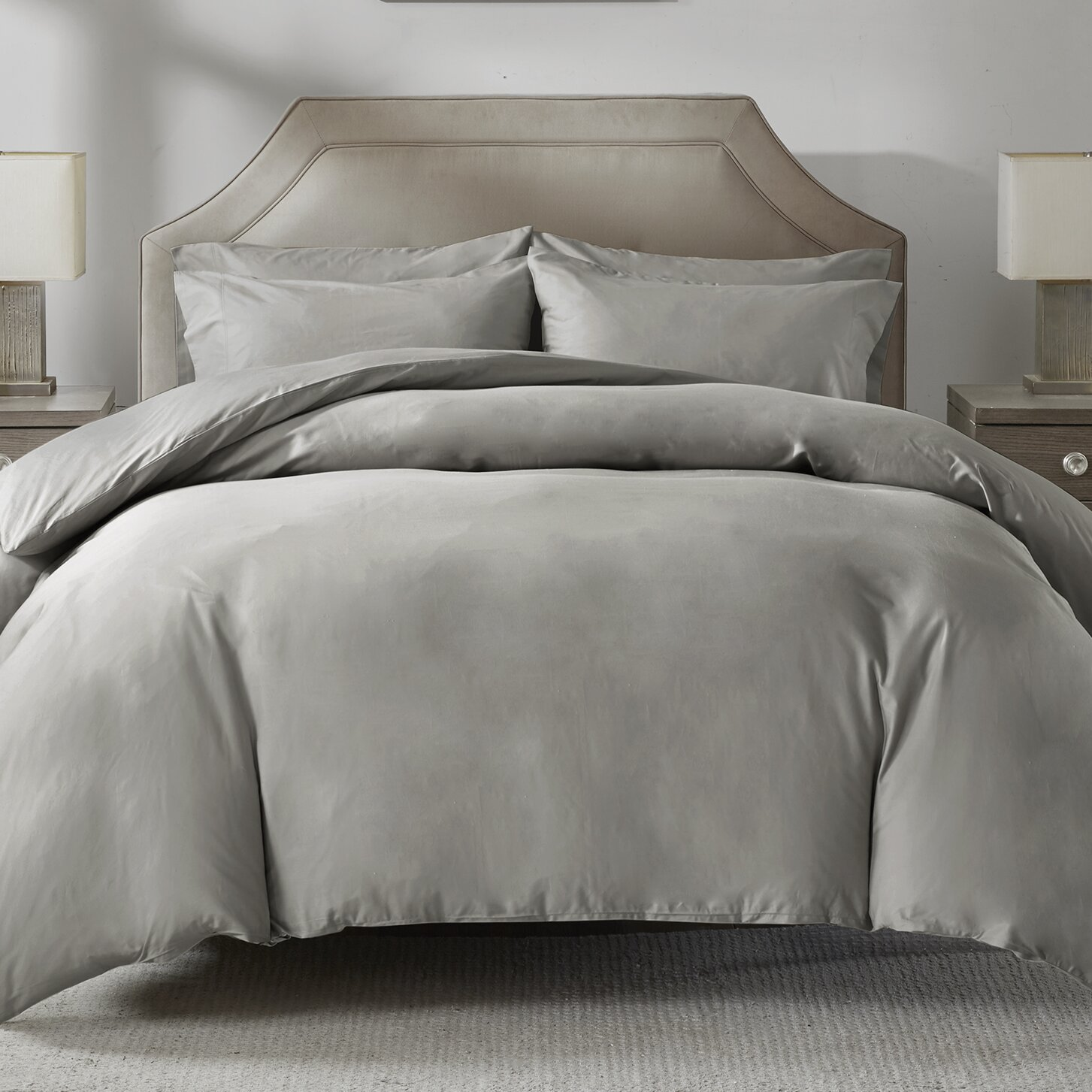 Laurel Foundry Modern Farmhouse Motte 4 Piece Duvet Cover Set & Reviews