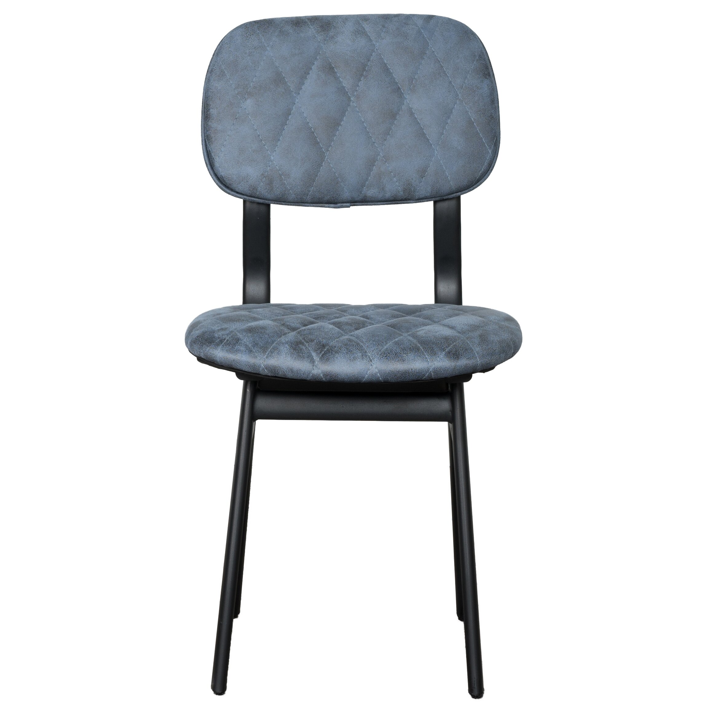 Laurel foundry modern farmhouse newnan side chair wayfair for Modern farmhouse dining chairs