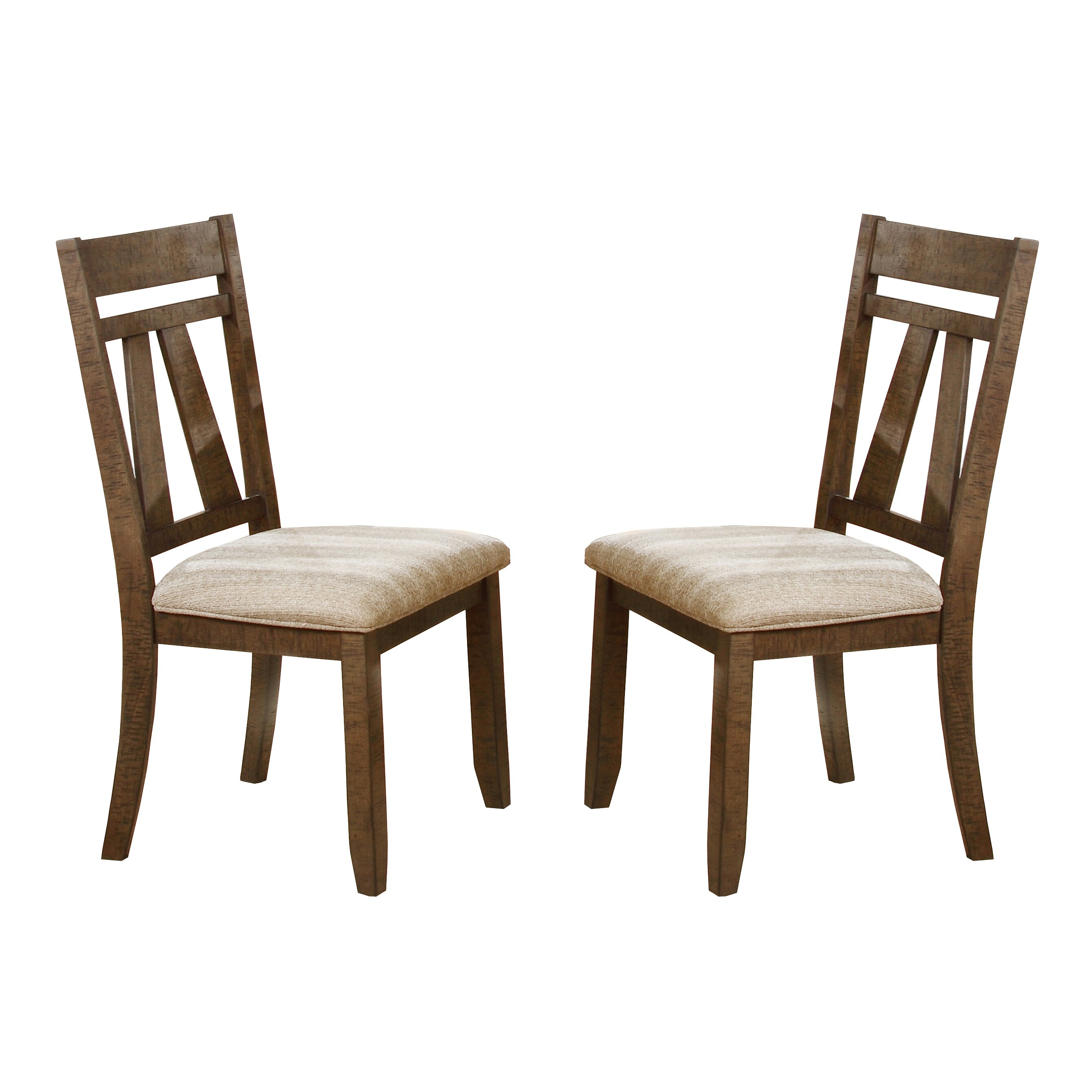 Laurel foundry modern farmhouse diana side chair wayfair for Modern farmhouse dining chairs