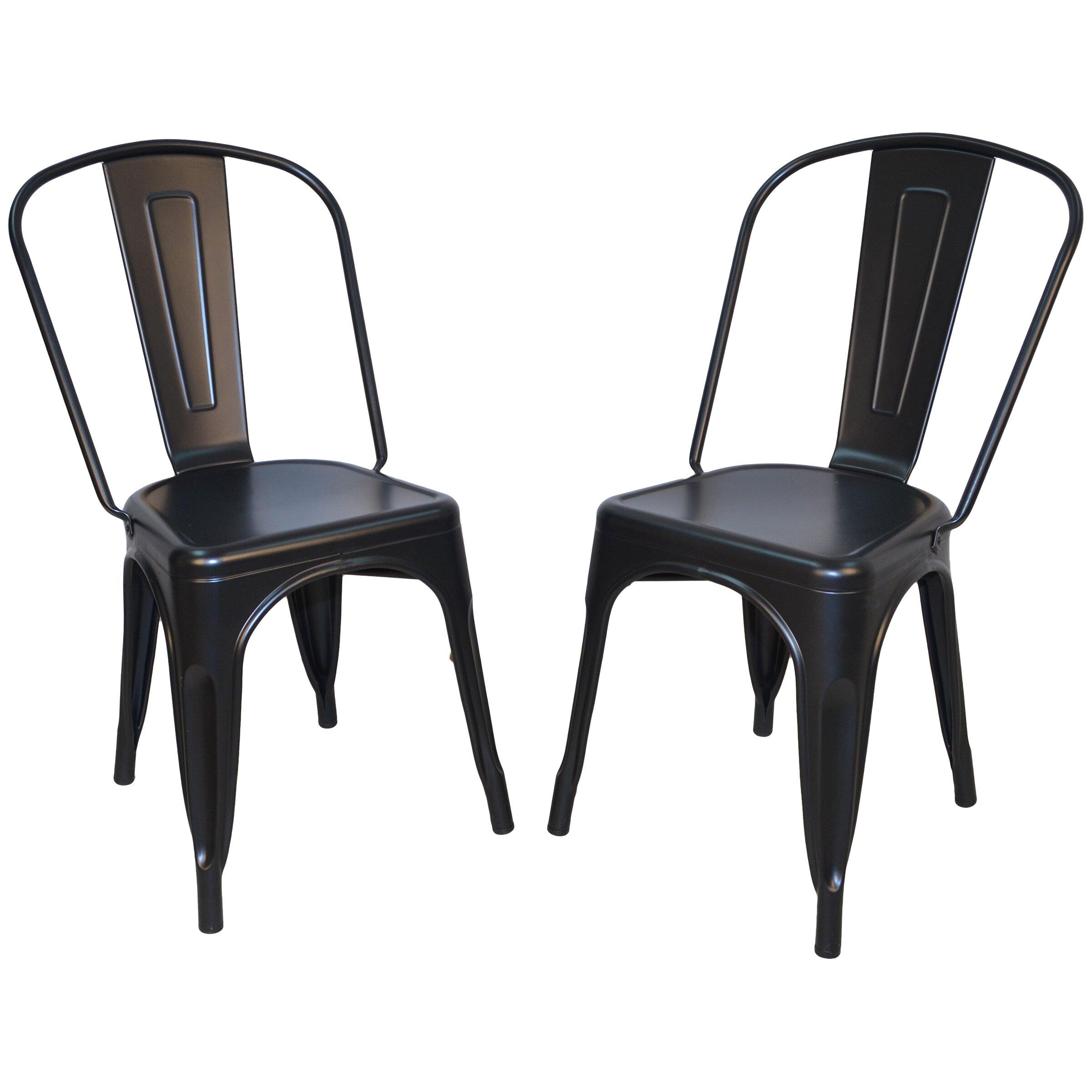 Laurel Foundry Modern Farmhouse Cerisier Side Chair