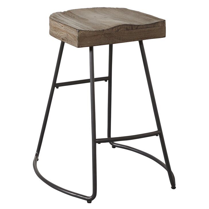 Laurel Foundry Modern Farmhouse Charlie 24 Quot Bar Stool