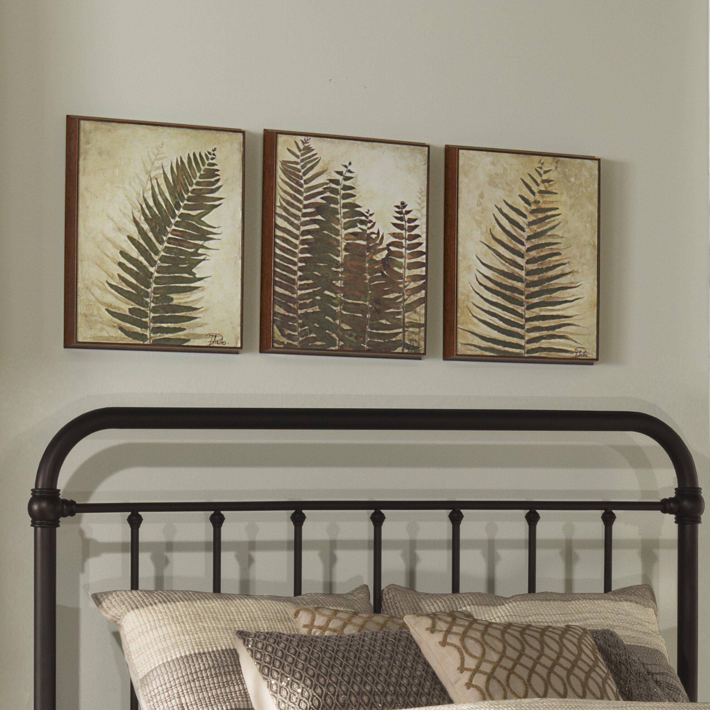 Laurel Foundry Modern Farmhouse Harlow Panel Customizable Bedroom Set Wayfair