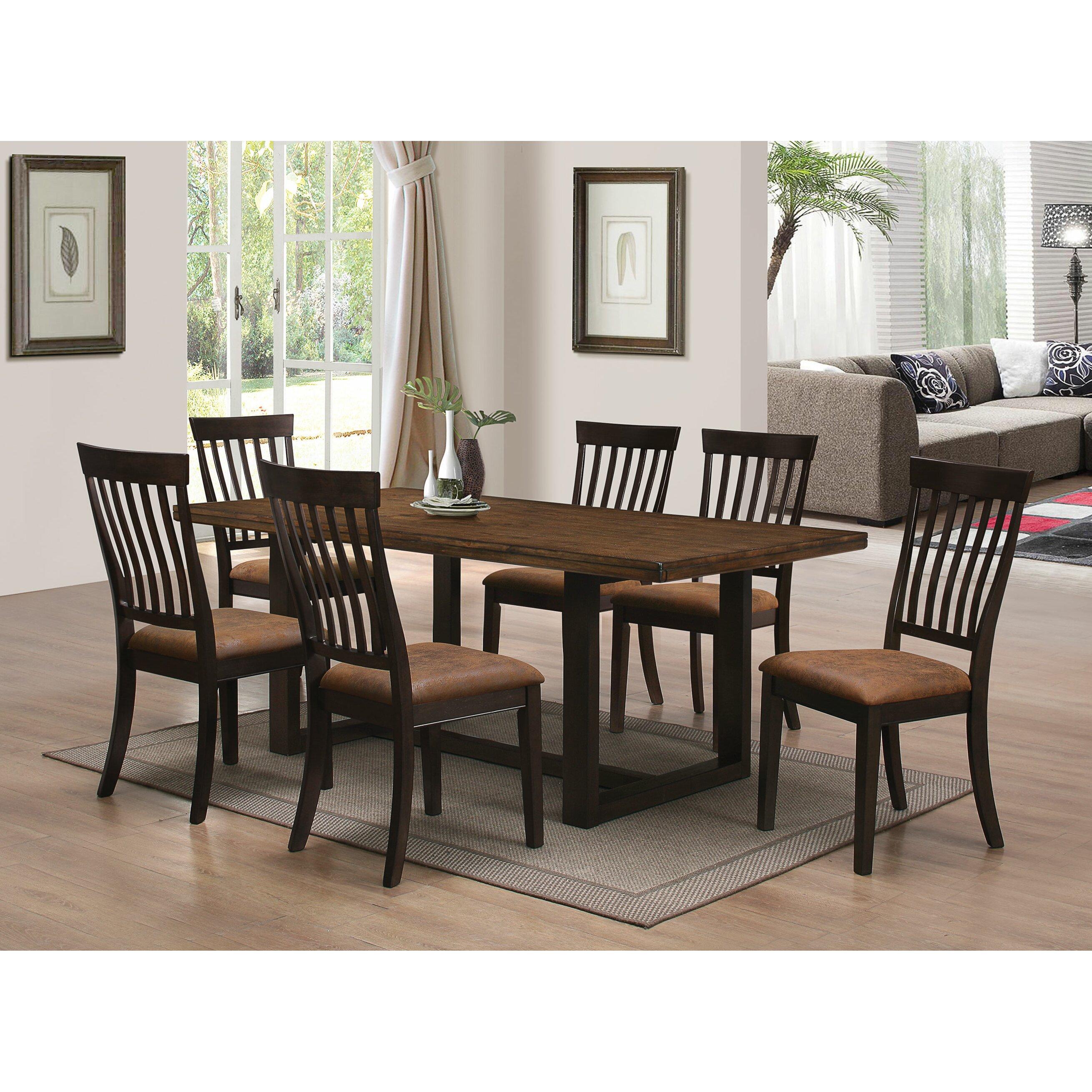Laurel Foundry Modern Farmhouse Elissa Dining Table & Reviews