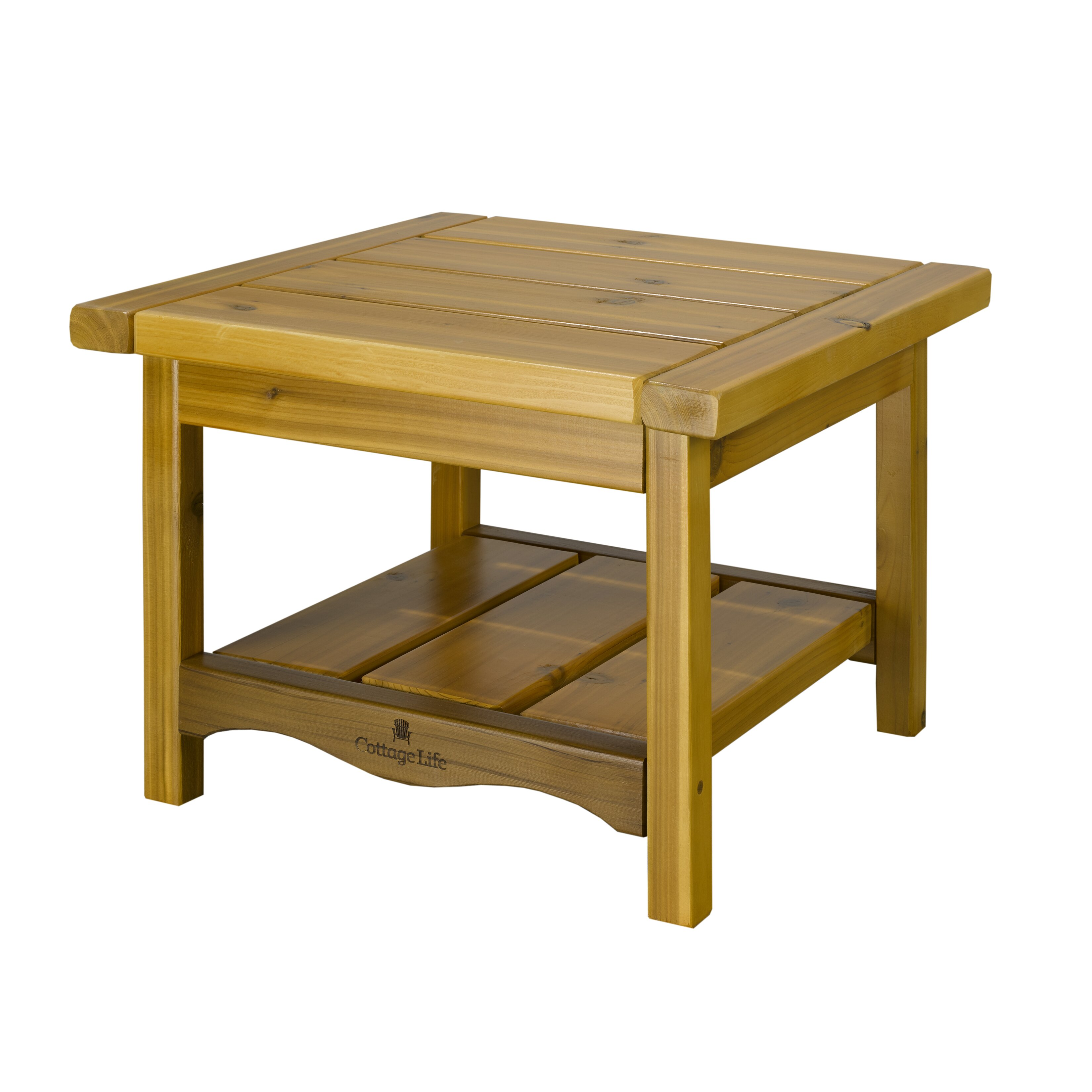 Cottage Life End Table