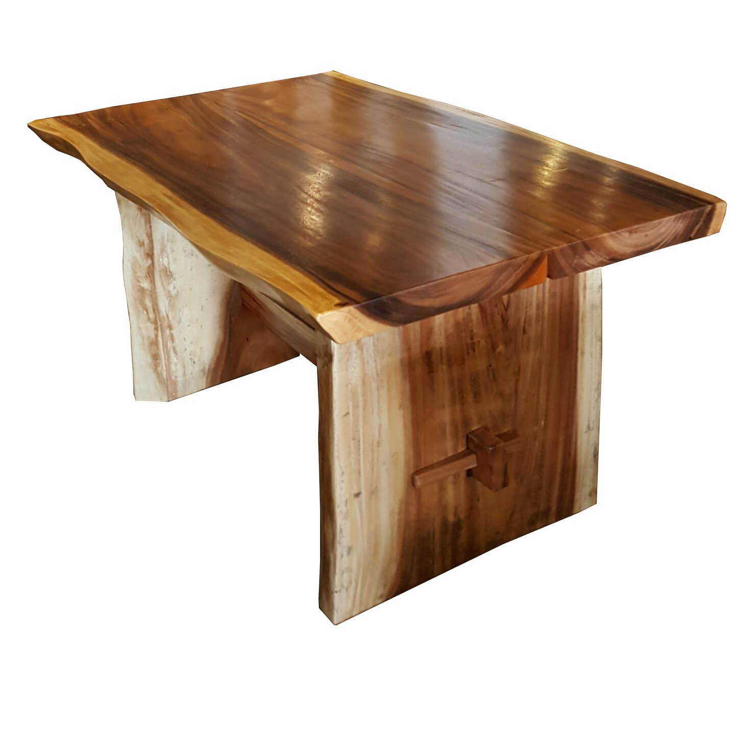 Chic Teak Coffee Table: ChicTeak Suar Dining Table