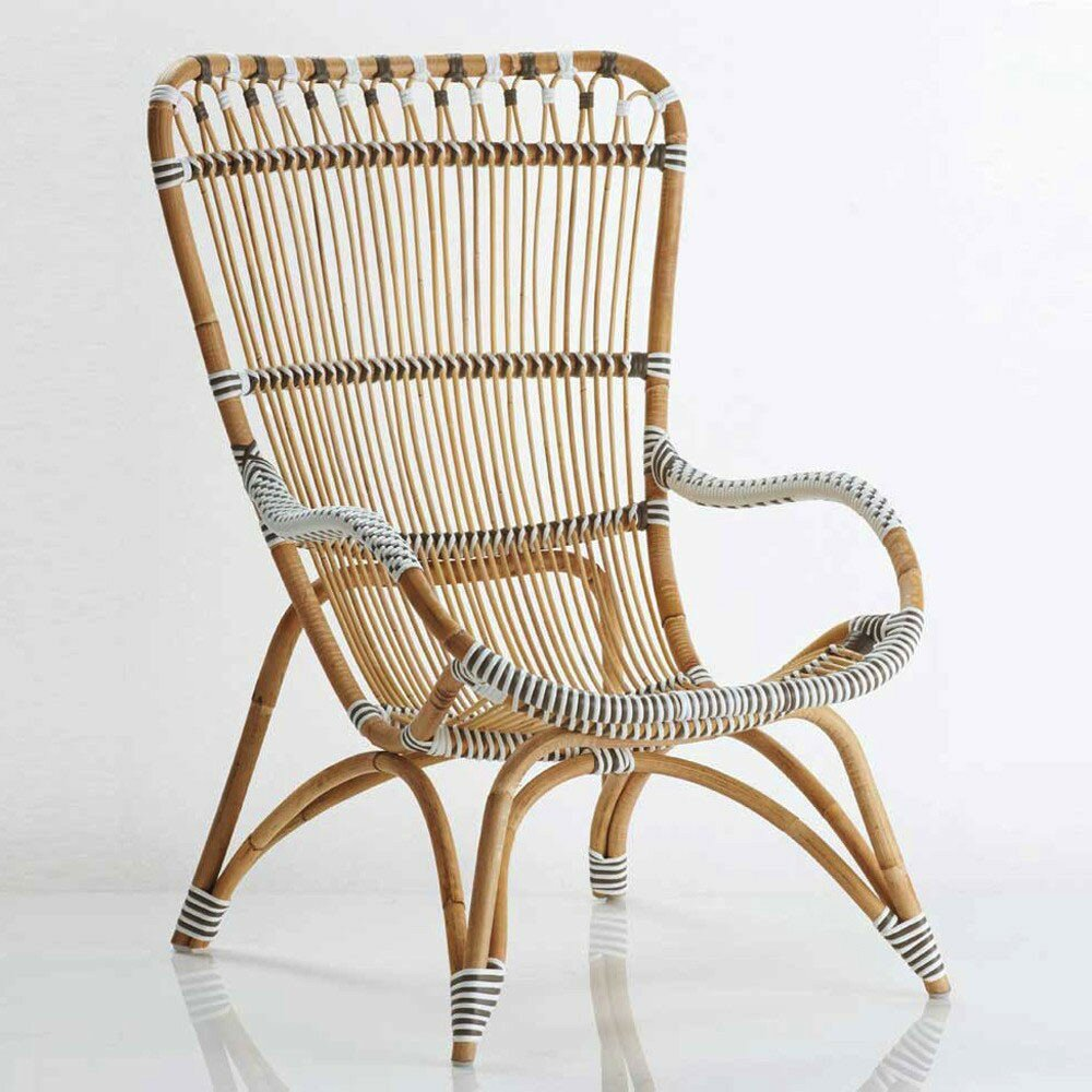 VivaTerra Dot Rattan Lounge Chair