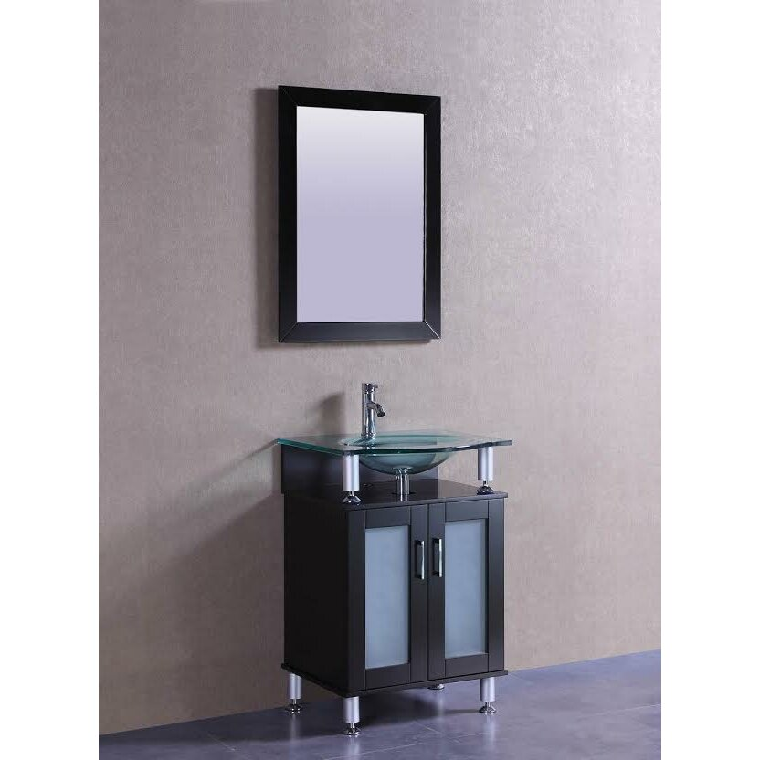 Belvederebath Signature Series 24 Single Modern Bathroom Vanity Set Wayfair