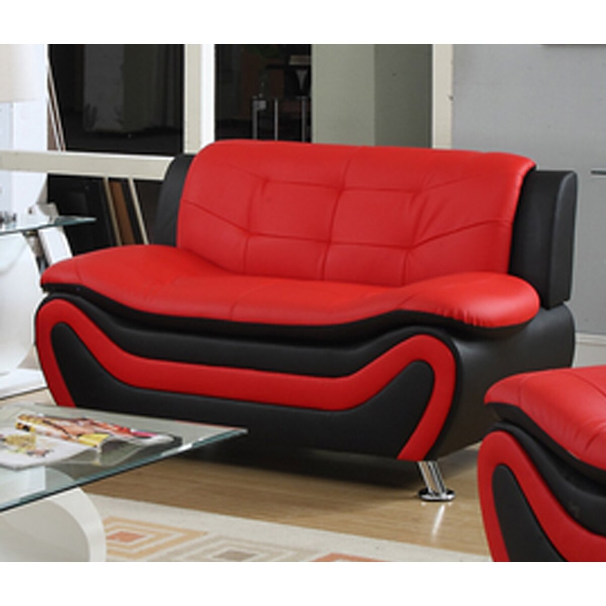 Pdaeinc roselia 2 piece sofa set for 2 piece sofa set