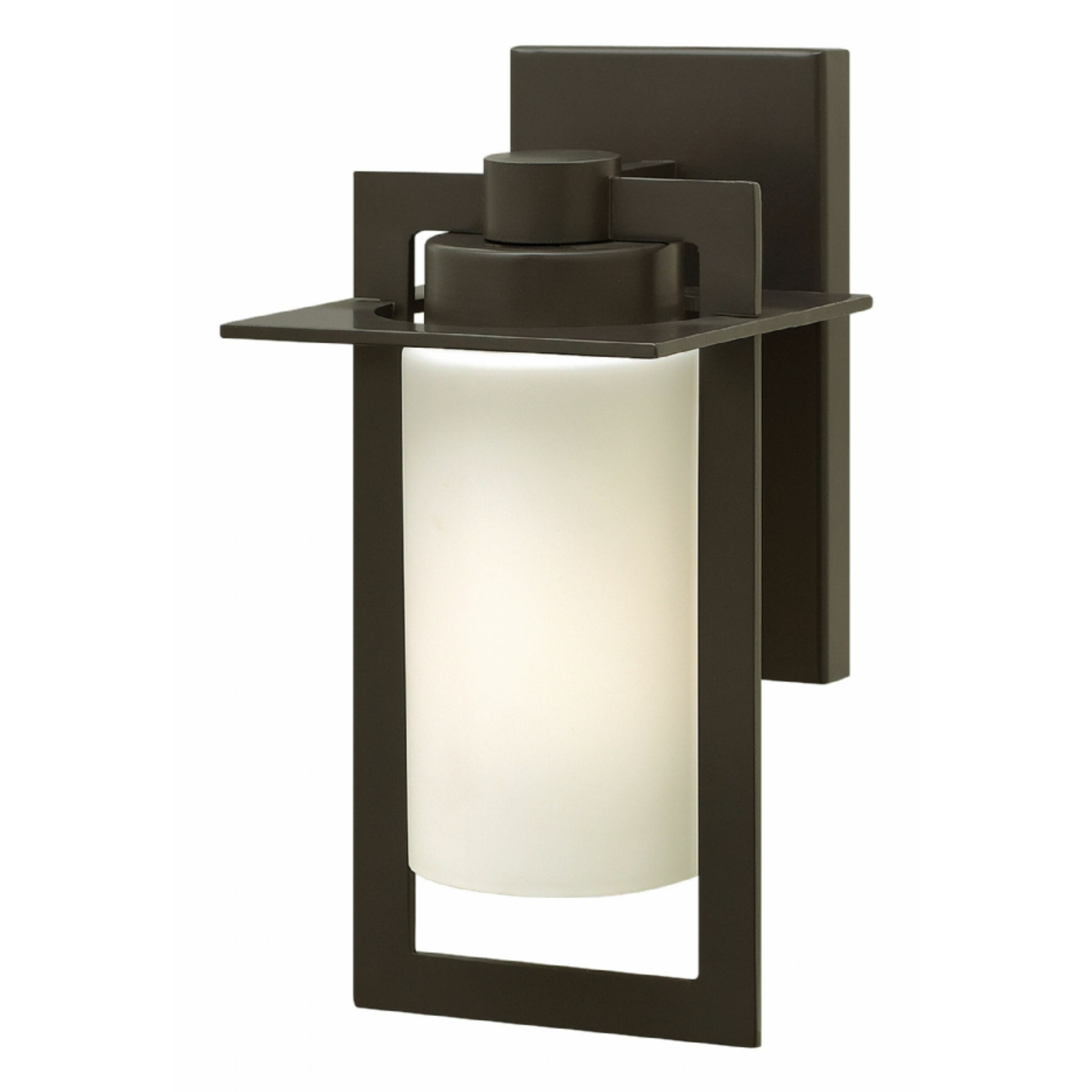 Wall Lantern Replacement Glass : Hinkley Lighting Colfax 1 Light Outdoor Wall lantern & Reviews Wayfair