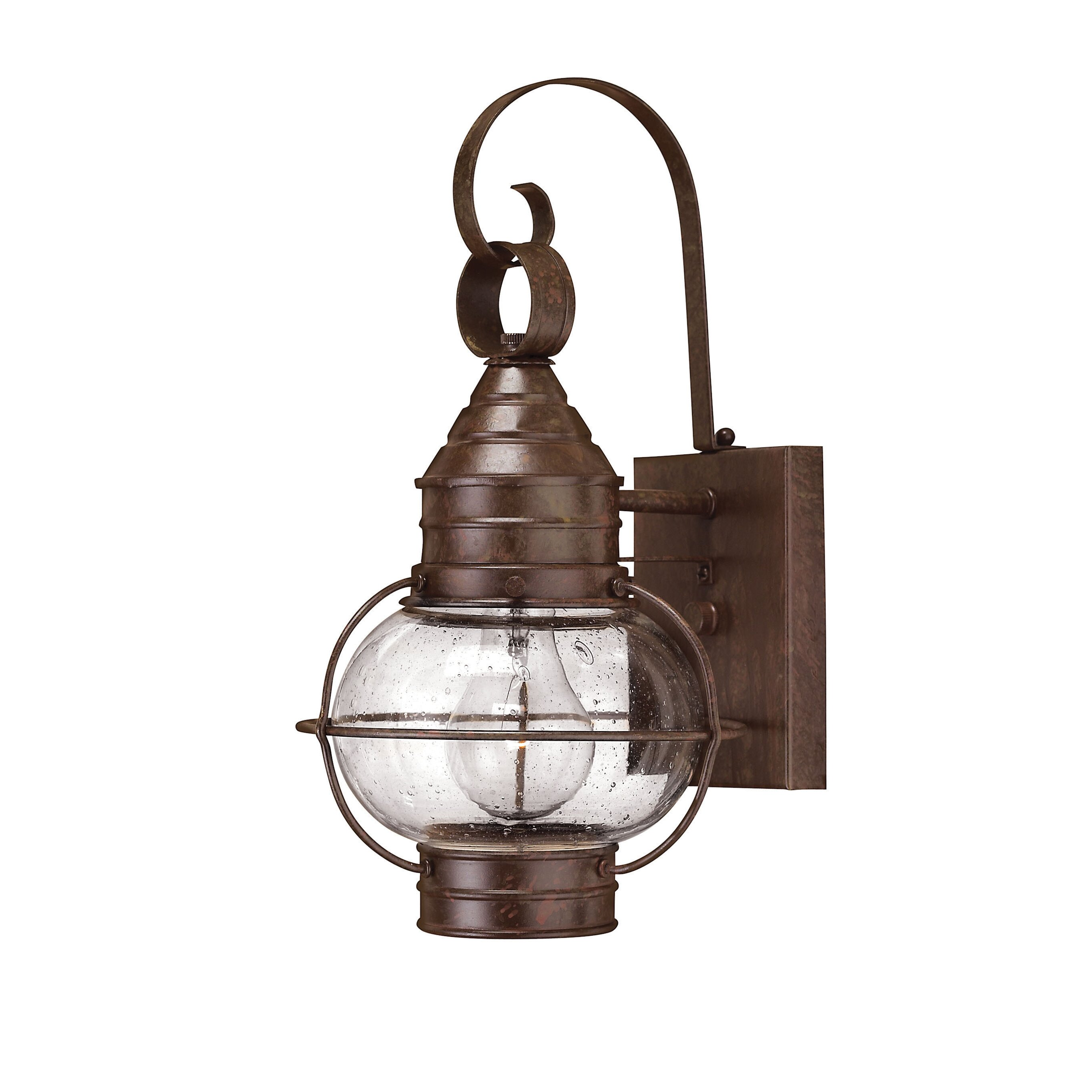 Wayfair External Wall Lights : Hinkley Lighting Cape Cod 1 Light Outdoor Wall Lantern & Reviews Wayfair