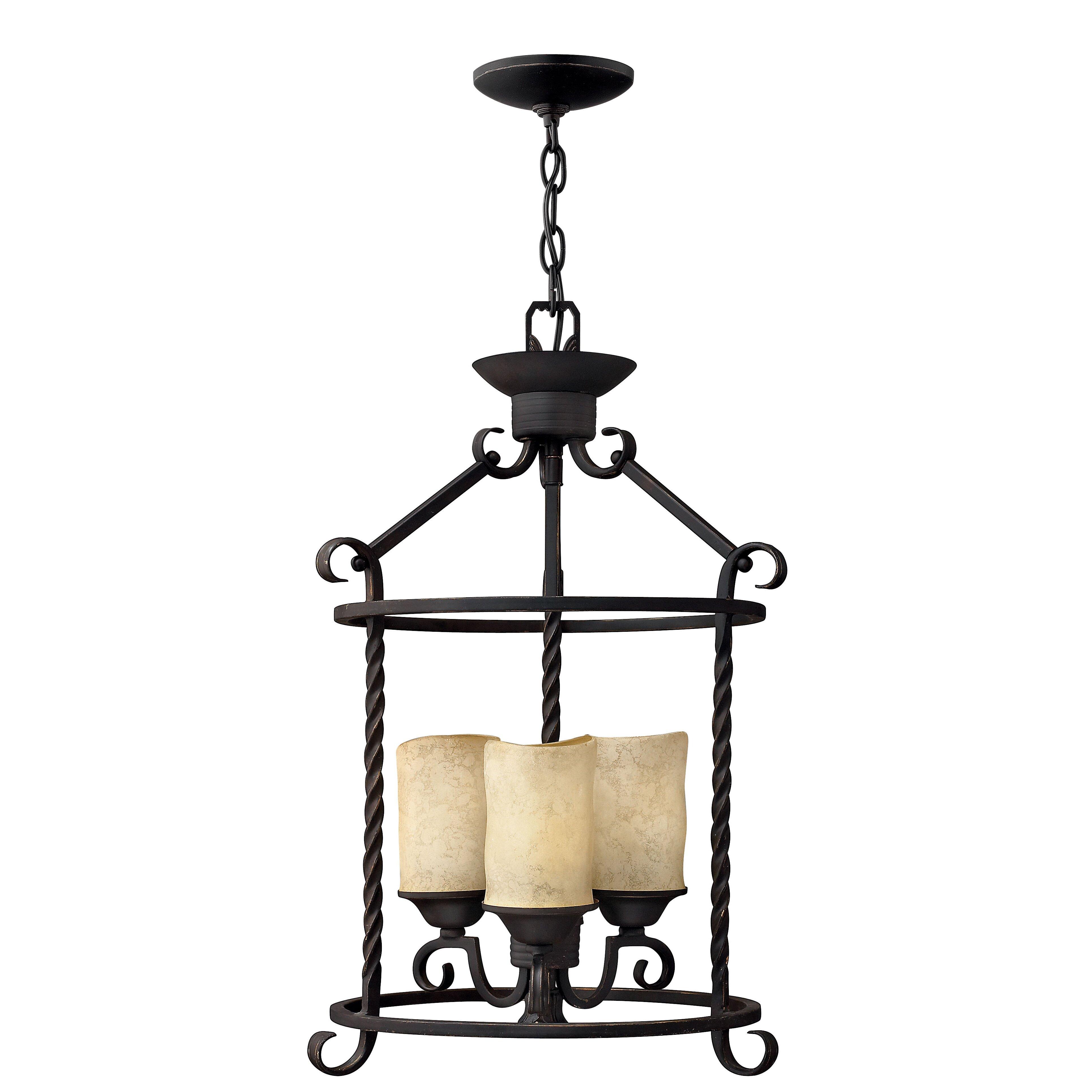 Foyer Ceiling Reviews : Hinkley lighting casa light foyer chandelier reviews