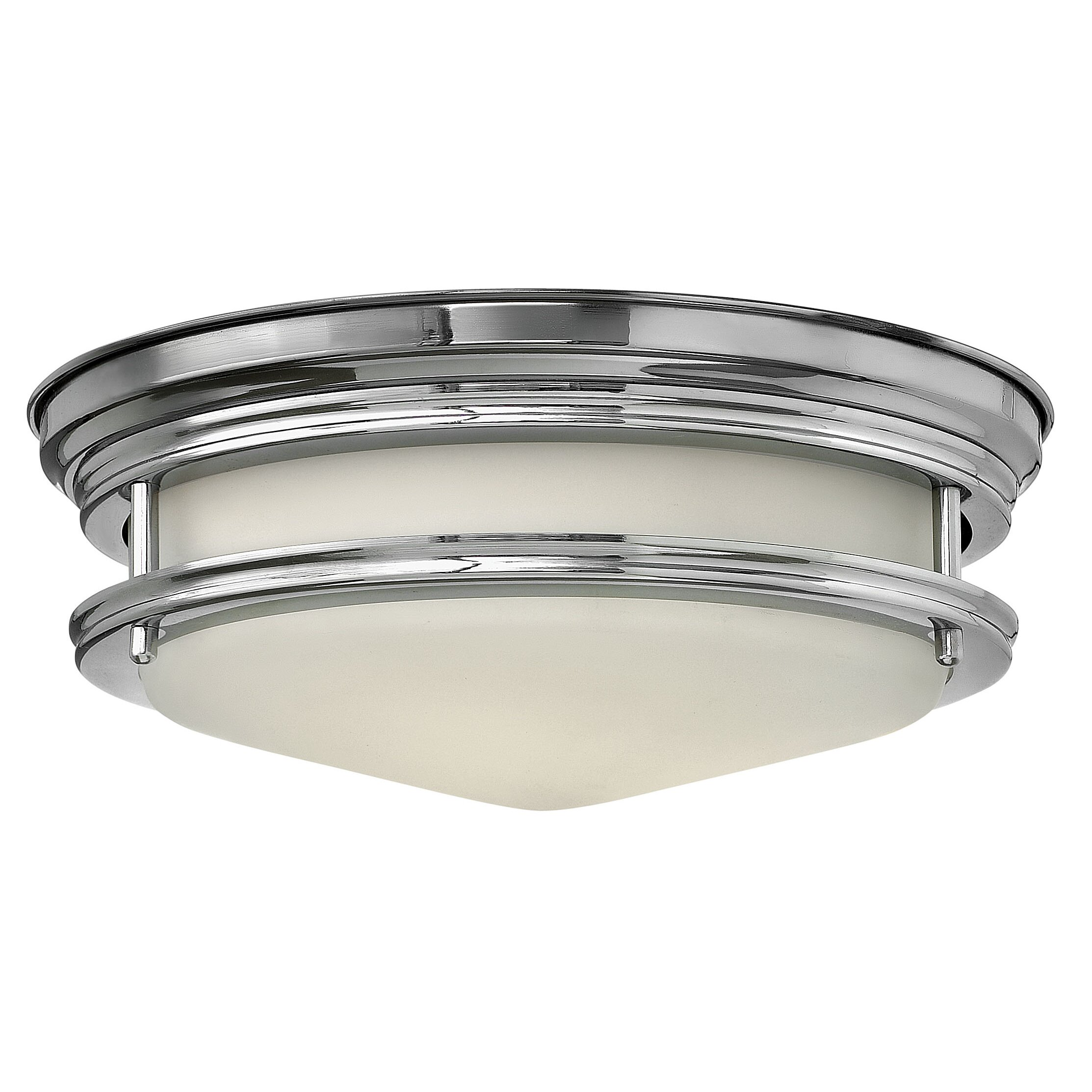 hinkley lighting hadley 2 light foyer flush mount