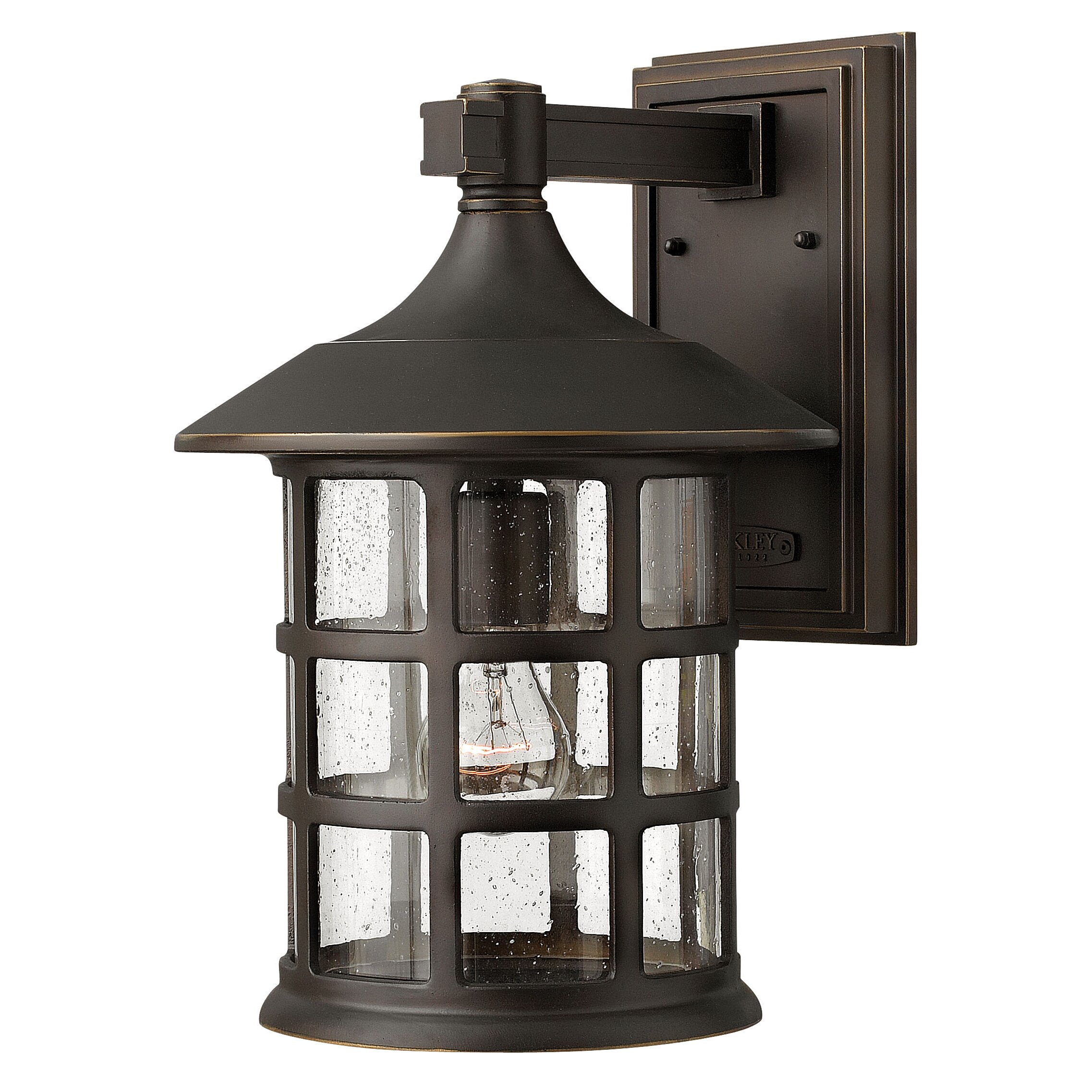 Wayfair External Wall Lights : Hinkley Lighting Freeport 1 Light Outdoor Wall Lantern & Reviews Wayfair