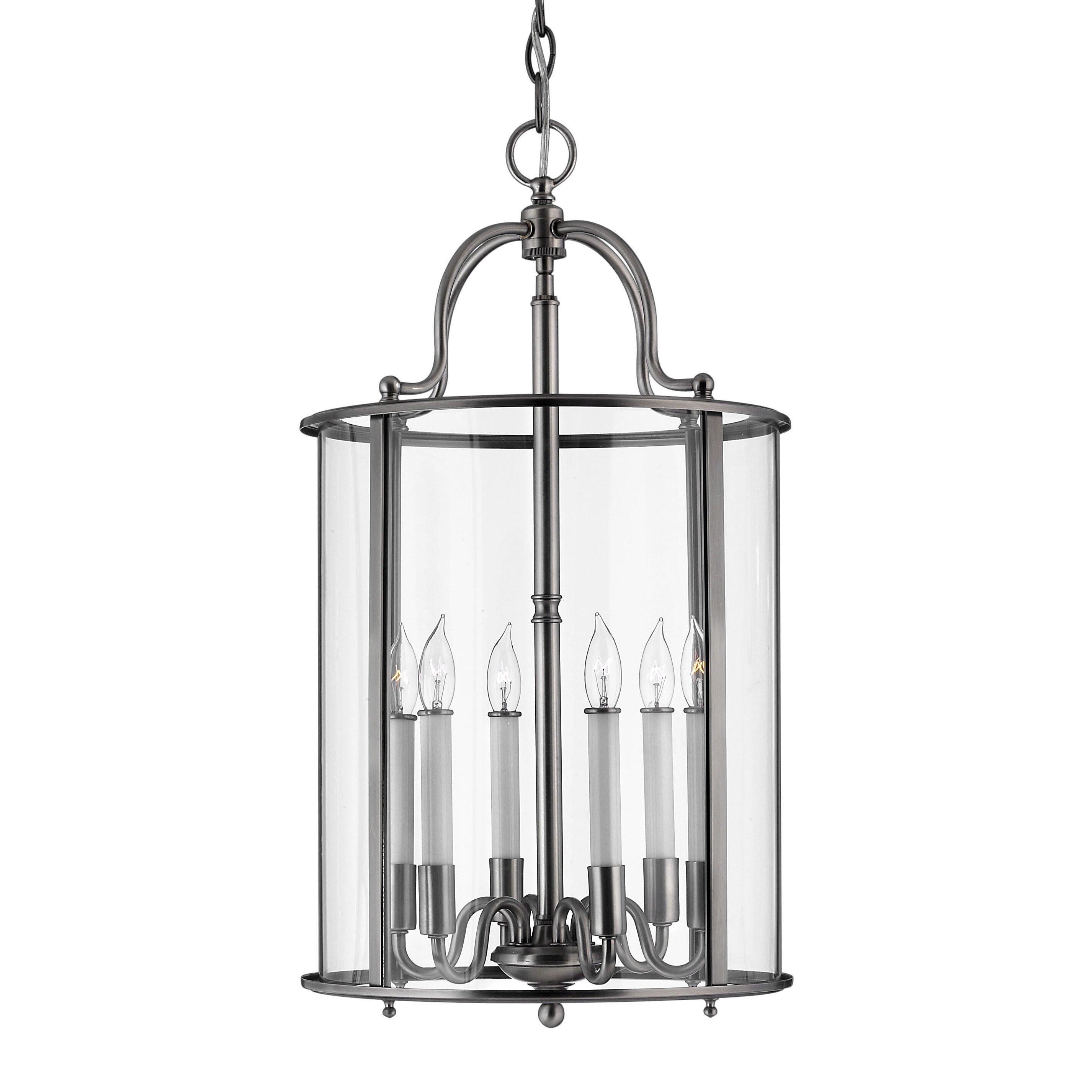 Hinkley Foyer Lighting : Hinkley lighting gentry light foyer pendant reviews