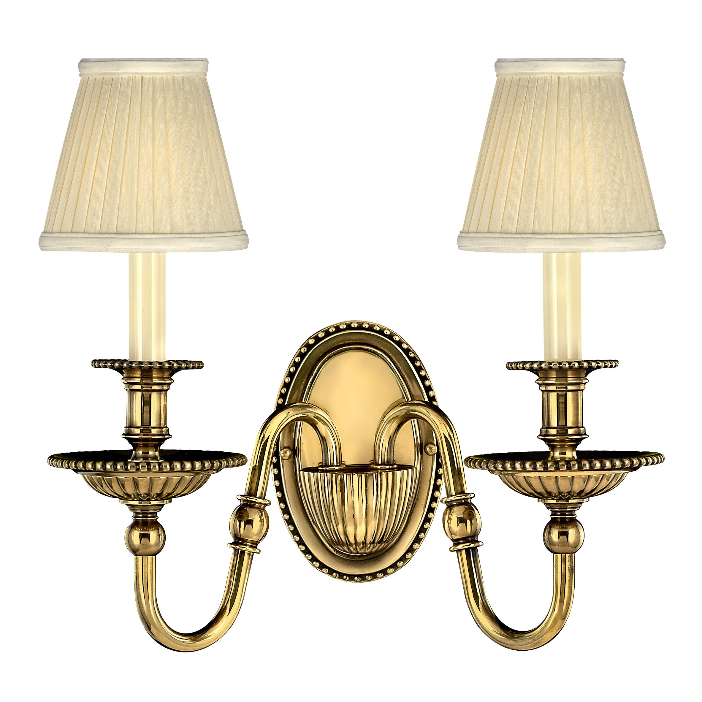 Wall Sconces At Wayfair : Hinkley Lighting Cambridge 2 Light Wall Sconce & Reviews Wayfair