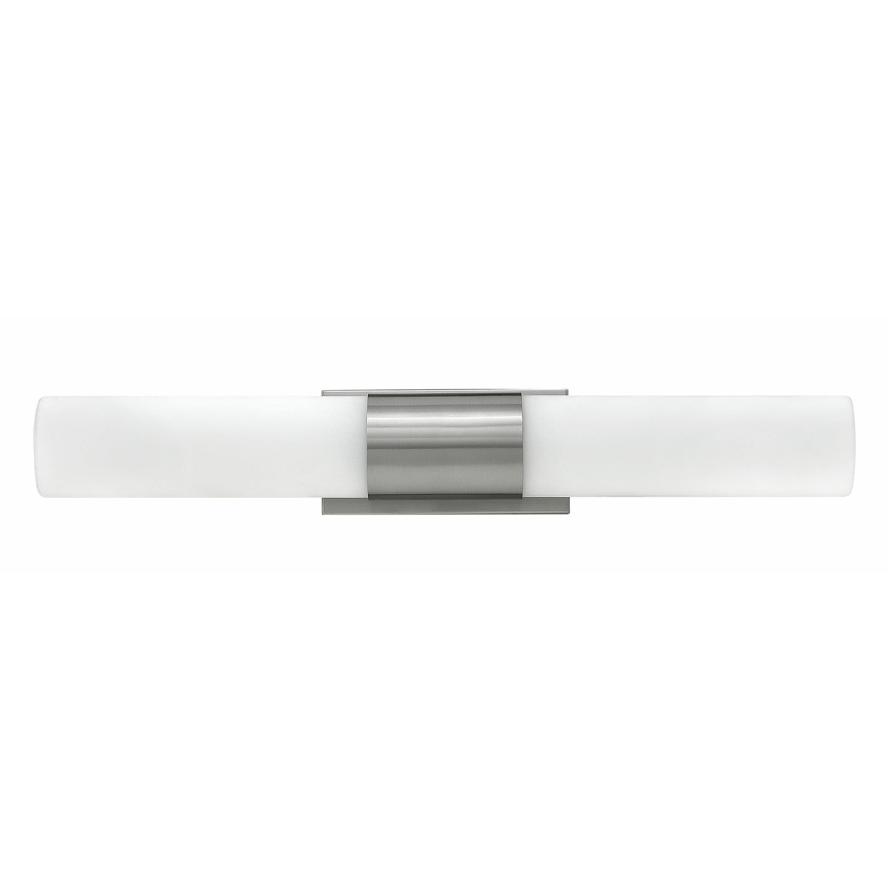 Hinkley Lighting Portia 1 Light Bath Bar & Reviews