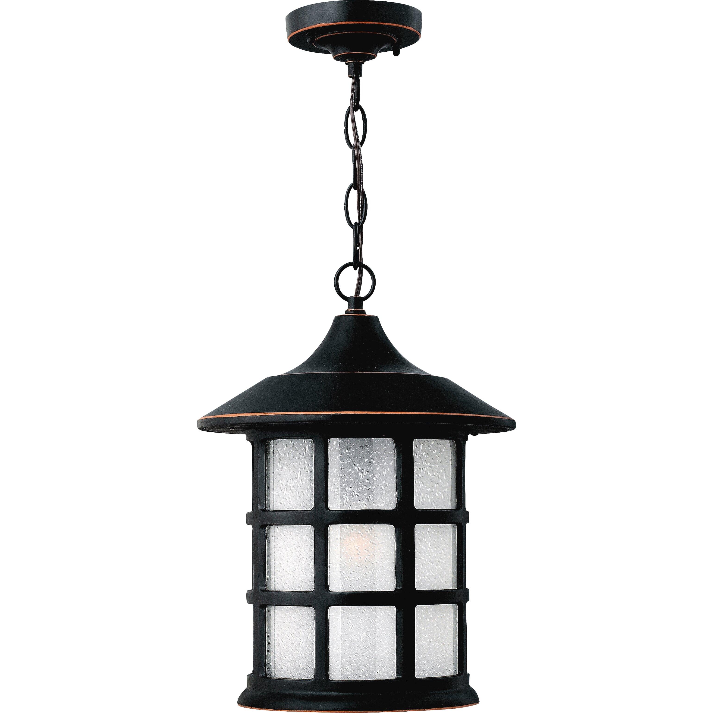 Wayfair Outdoor Hanging Lights: Hinkley Lighting Freeport 1 Light Outdoor Hanging Lantern