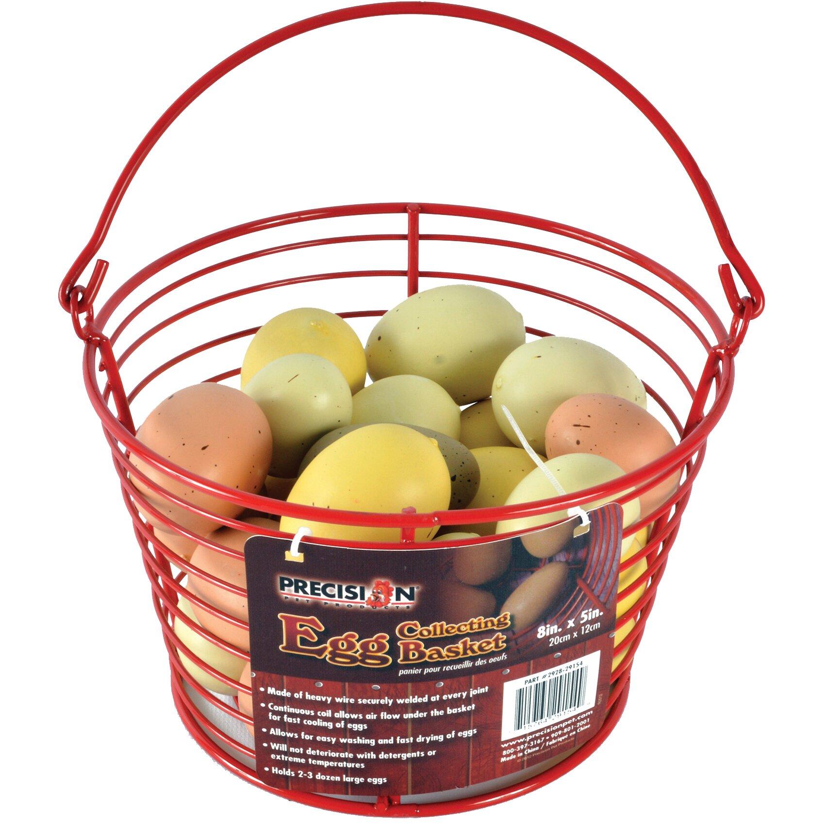 Precision Pet Egg Collecting Basket & Reviews | Wayfair