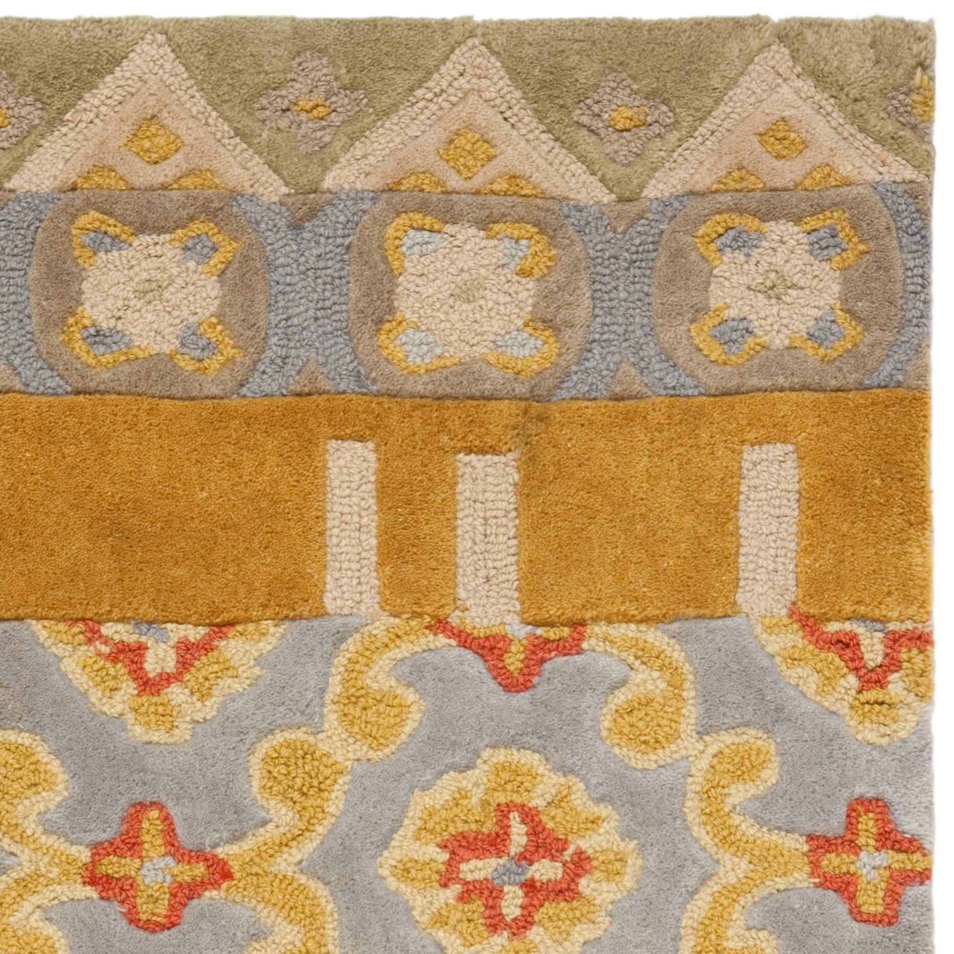Safavieh rodeo drive area rug reviews wayfair for Safavieh rugs