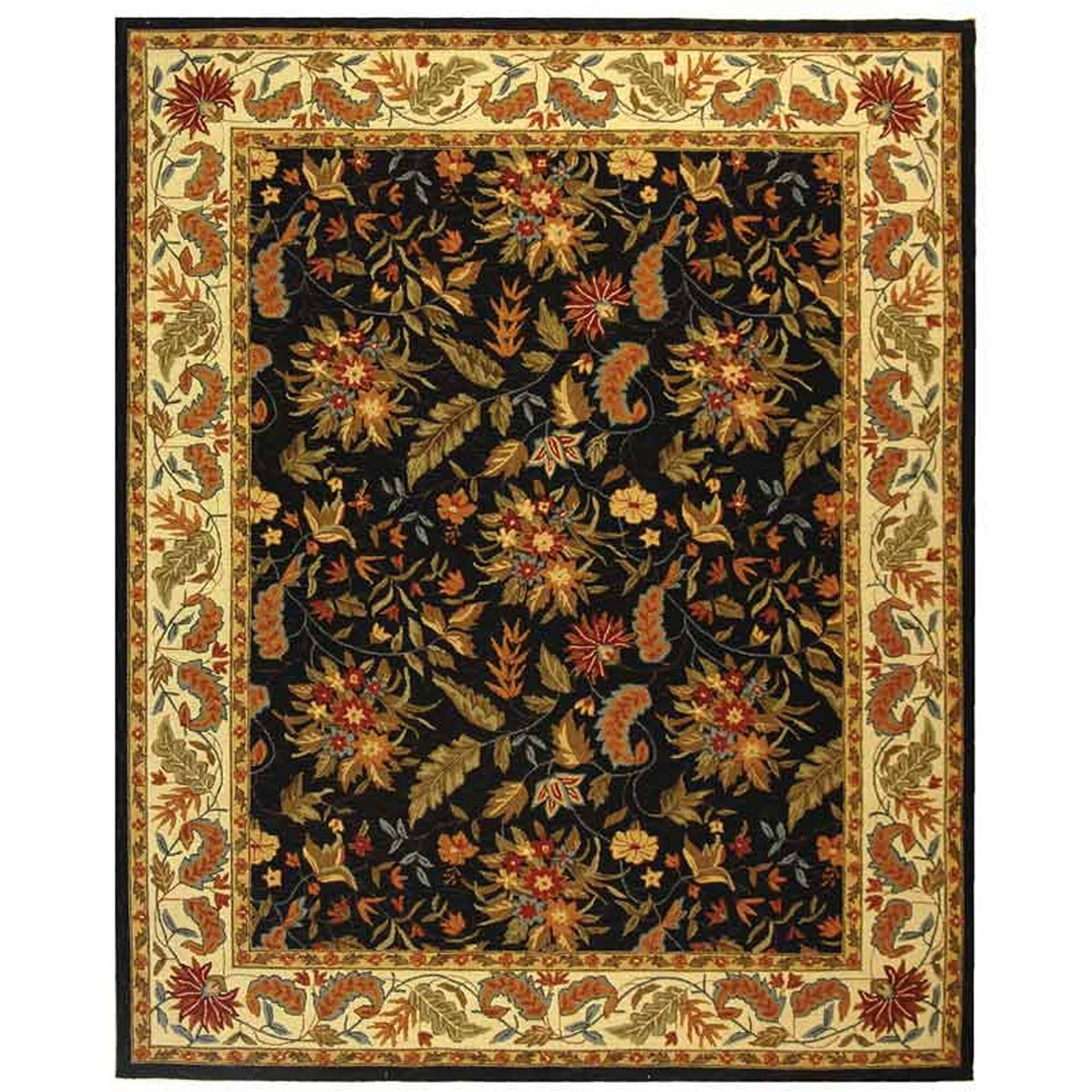 Safavieh Chelsea Kathleen Floral Area Rug Amp Reviews Wayfair