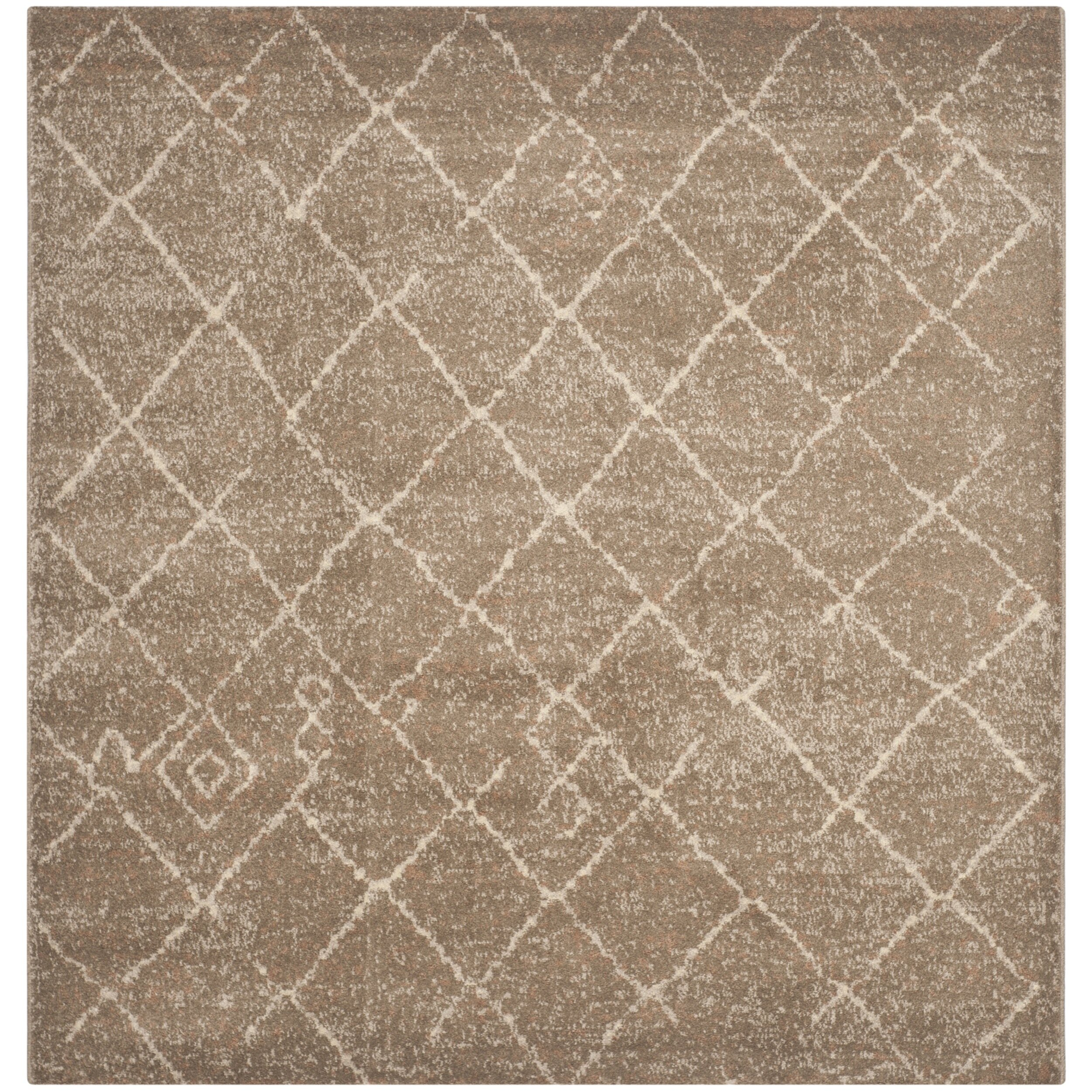 Safavieh Tunisia Brown Area Rug Amp Reviews