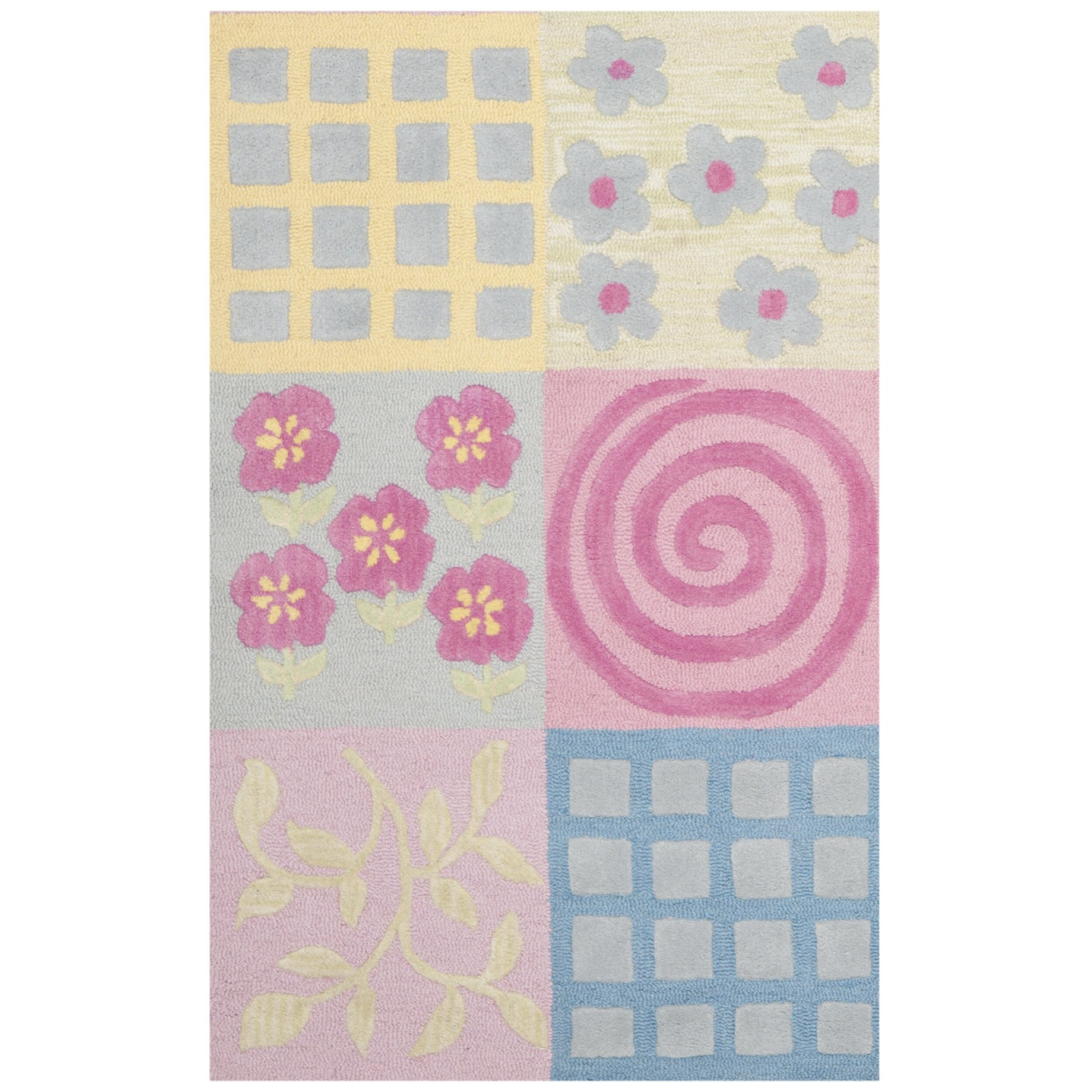 Safavieh Kids Pink Area Rug Reviews
