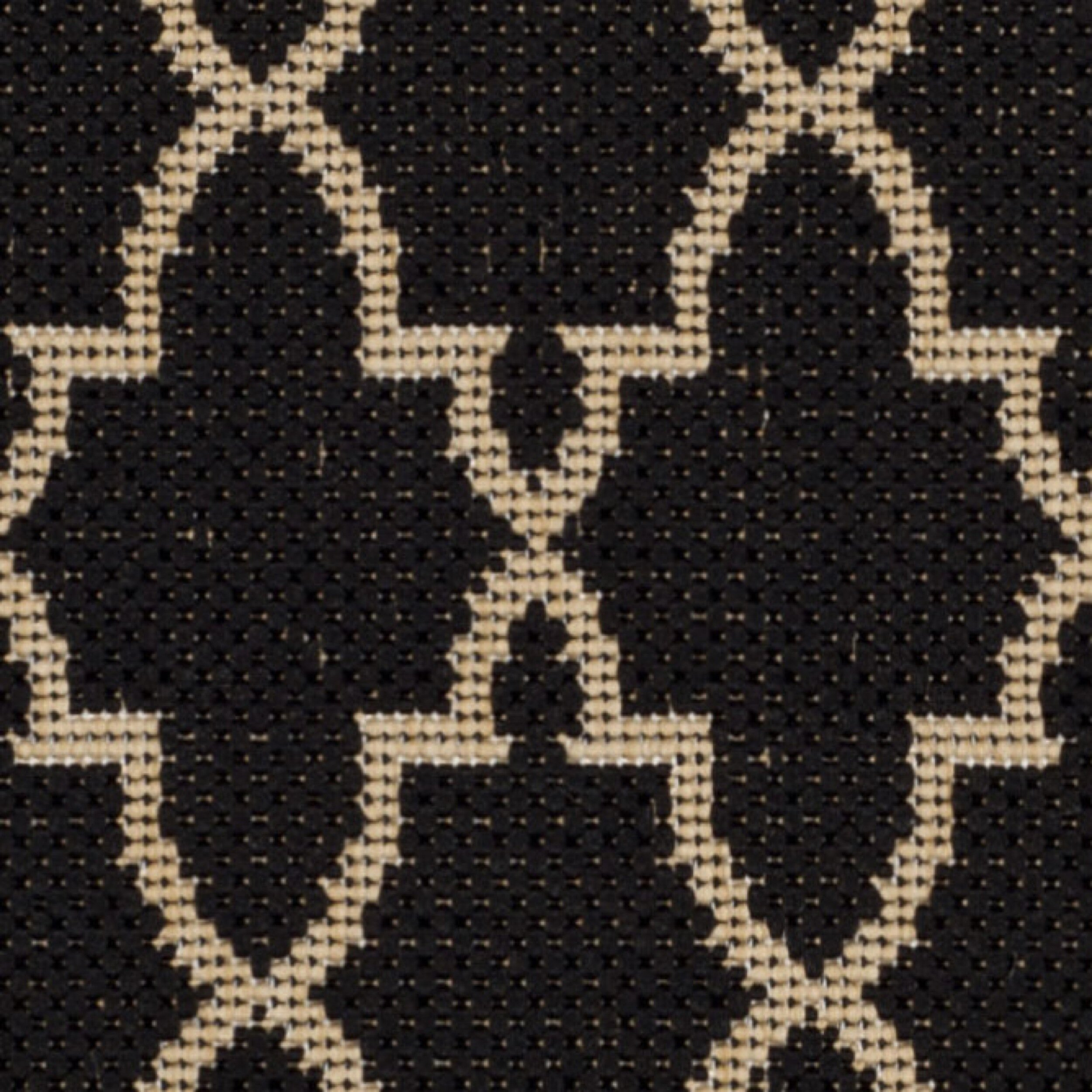 Checked Area Rugs