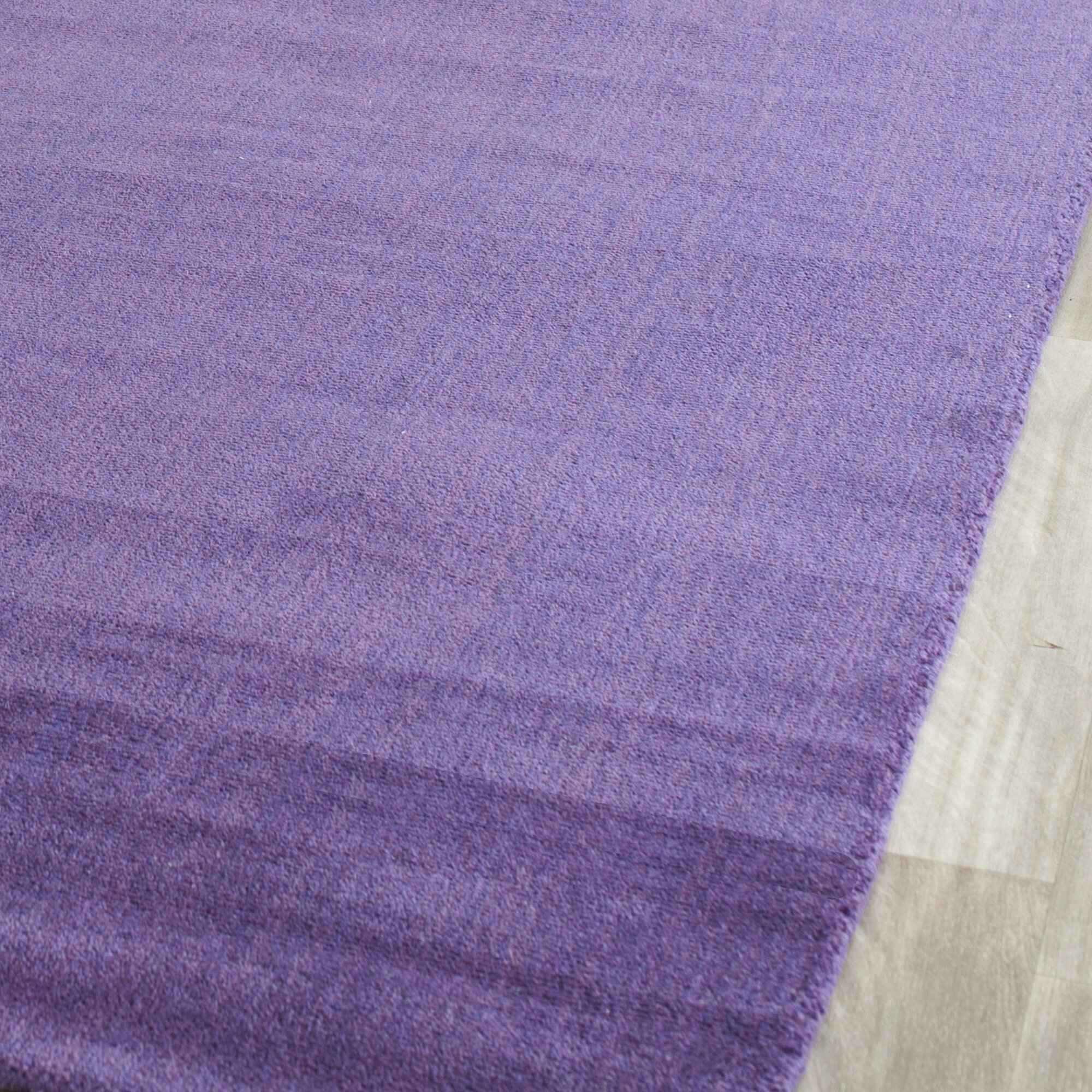 Safavieh himalayan purple area rug reviews wayfair for Rugs with purple accents