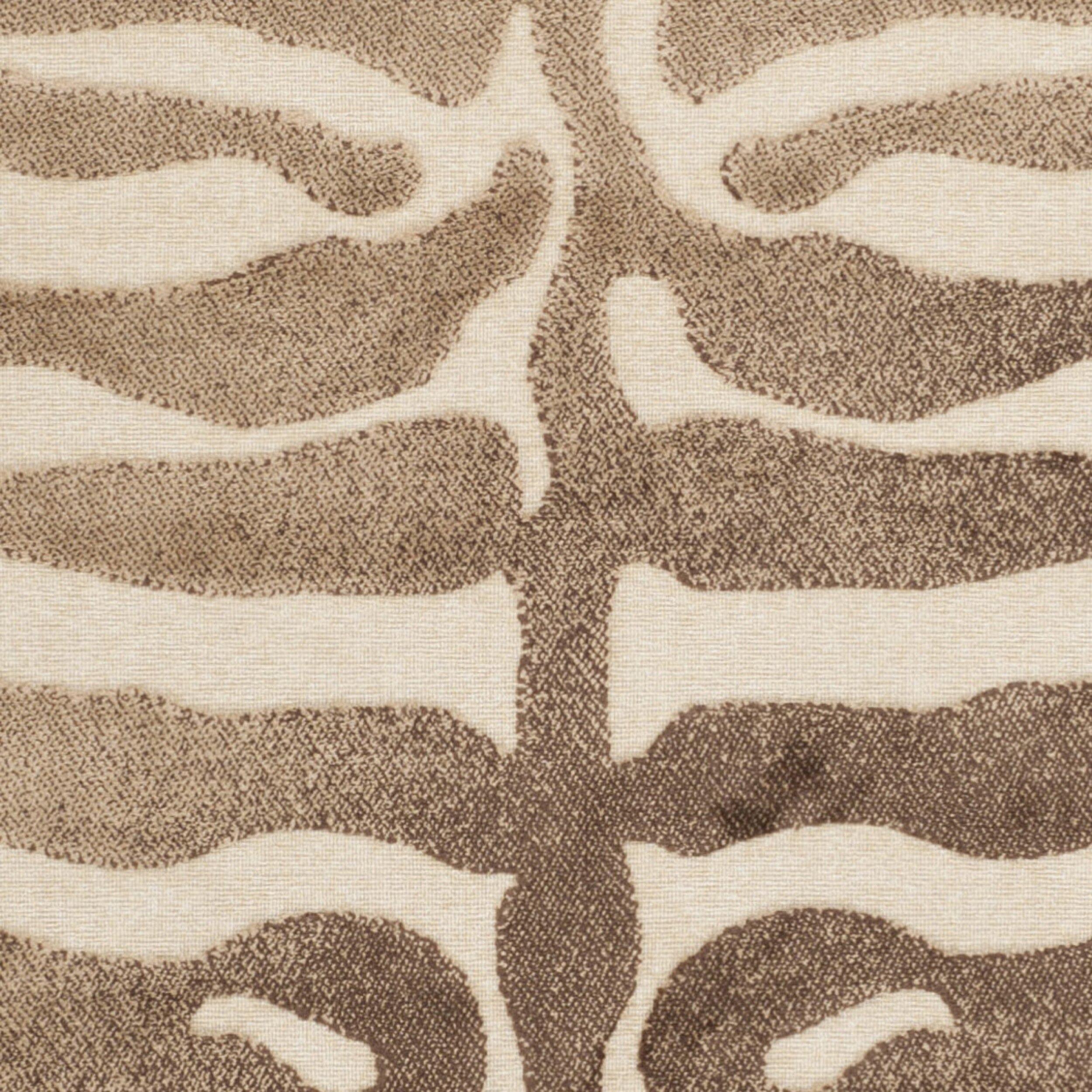 Zebra Rug Wayfair: Safavieh Paradise Zebra Brown Area Rug & Reviews
