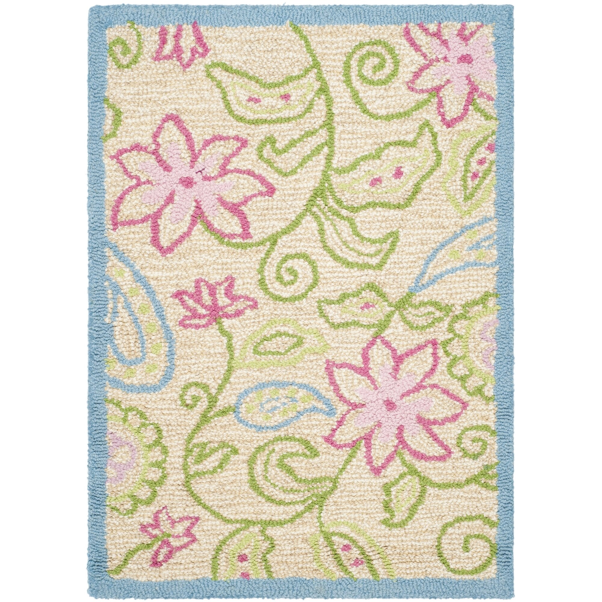 Safavieh Damask Kids Area Rug Reviews Wayfair