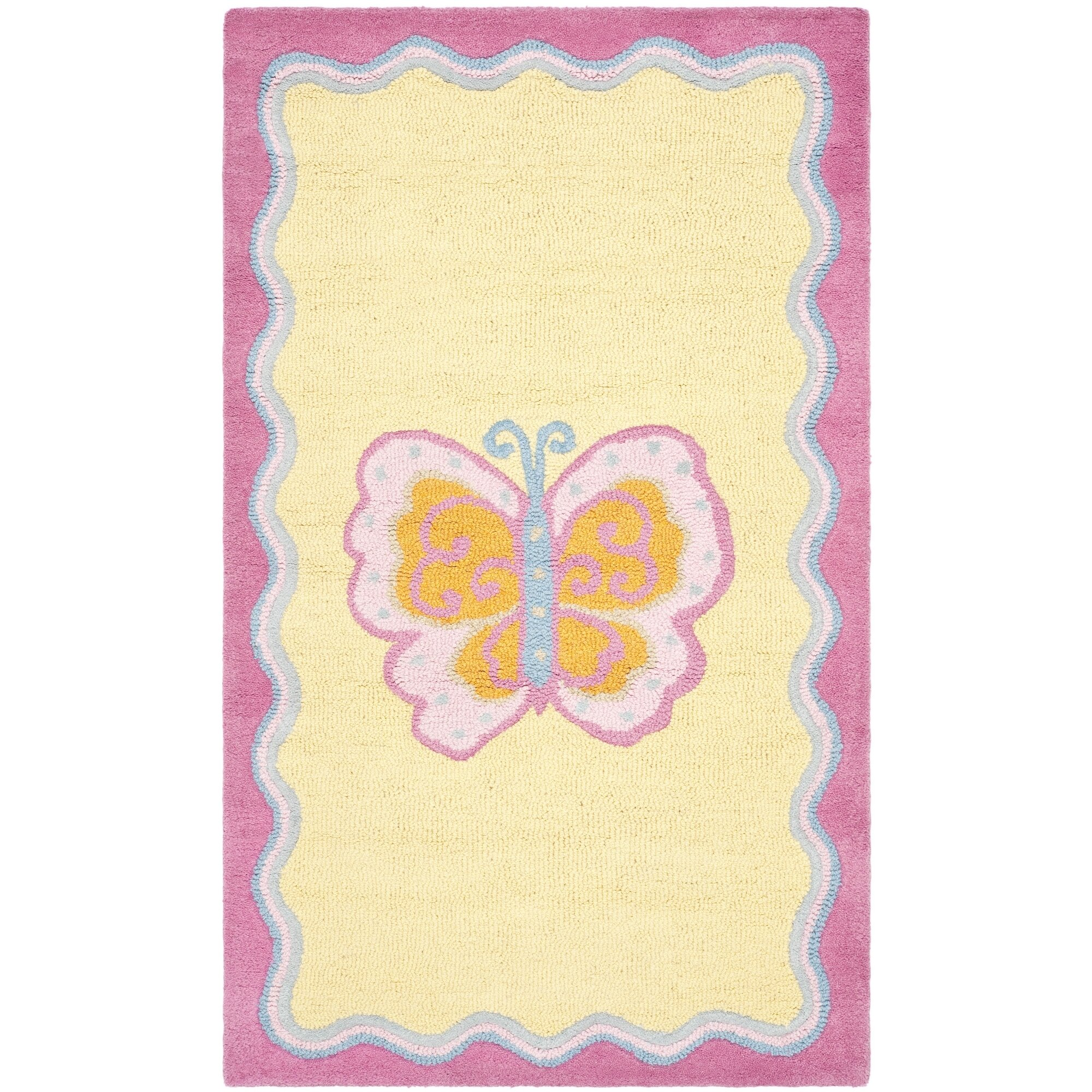 safavieh butterfly center area rug cheerful home office rug wayfair safavieh