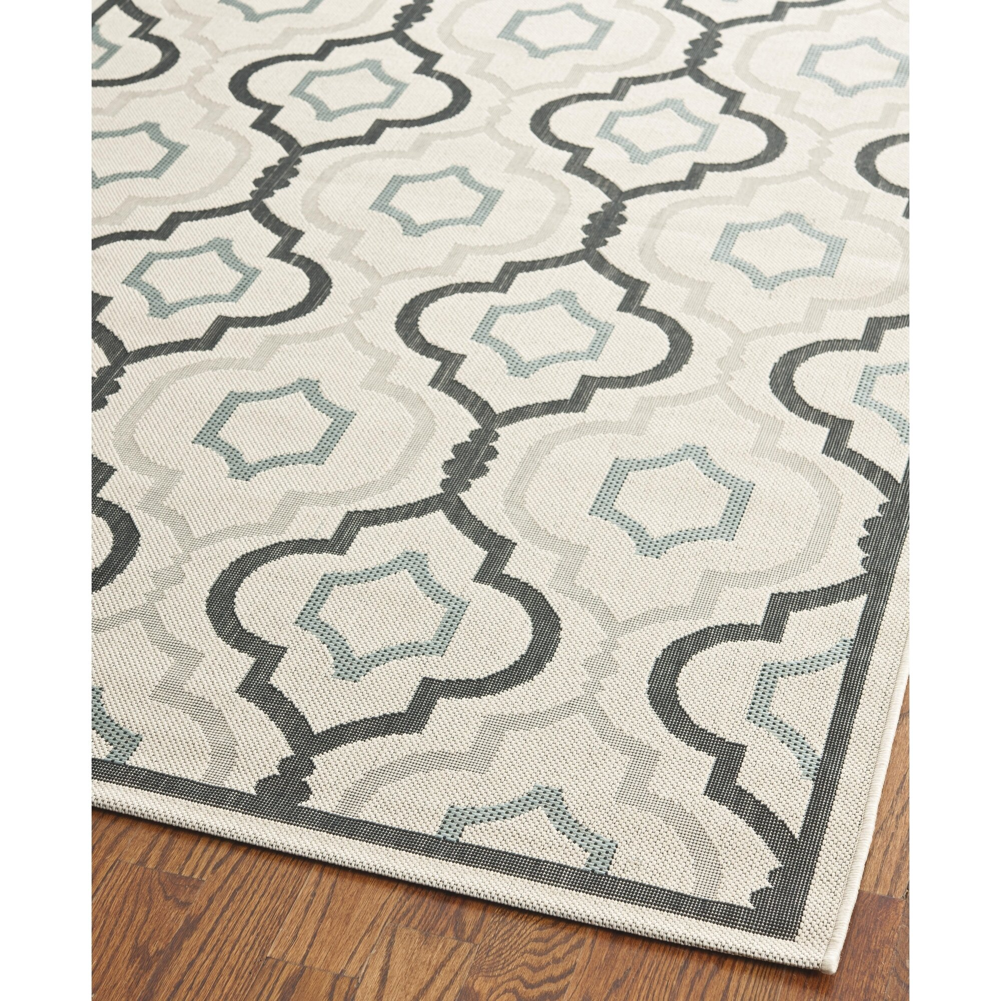 Safavieh Courtyard Digitas Beige Indoor Outdoor Area Rug