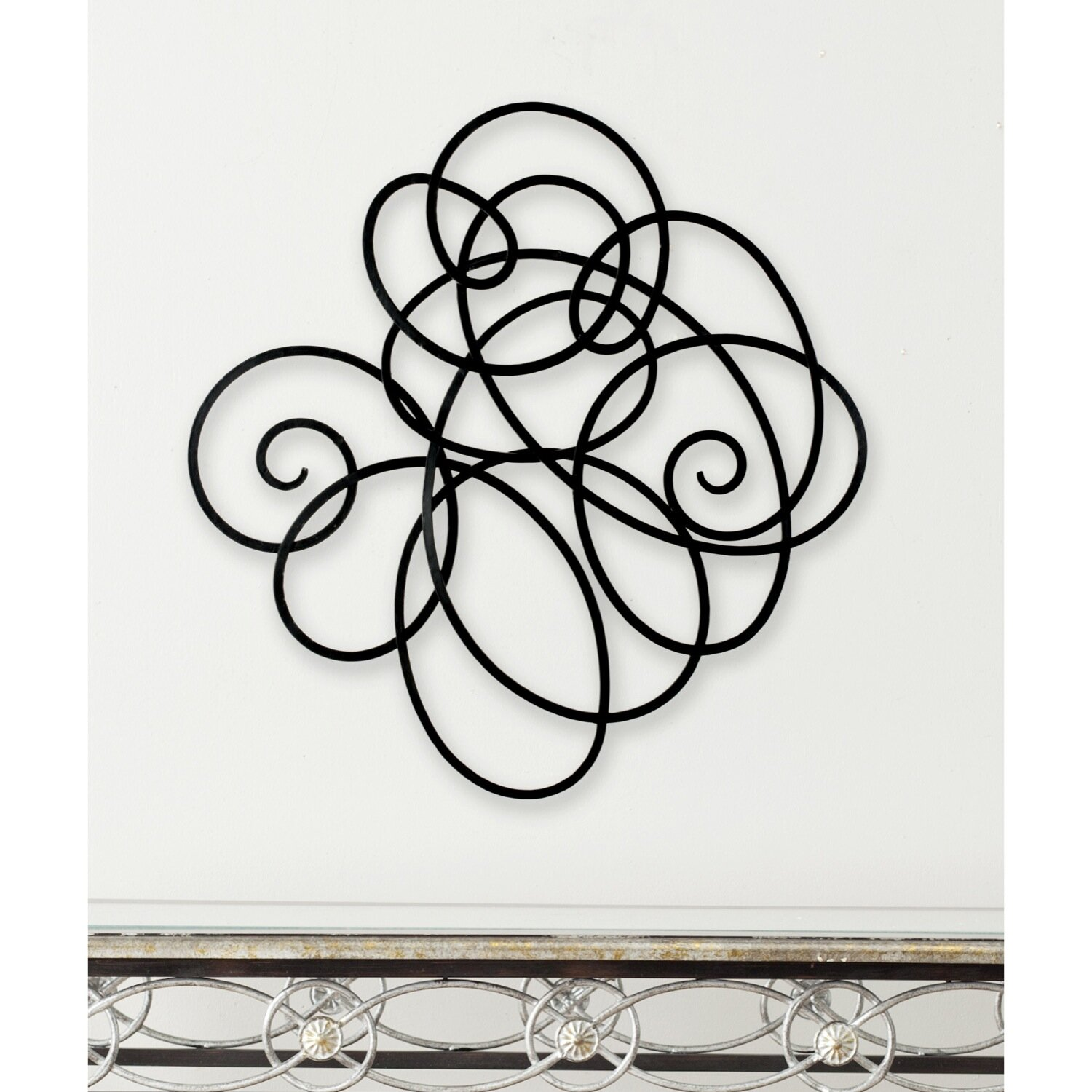Safavieh Scroll Decor Wall Decor Amp Reviews Wayfair