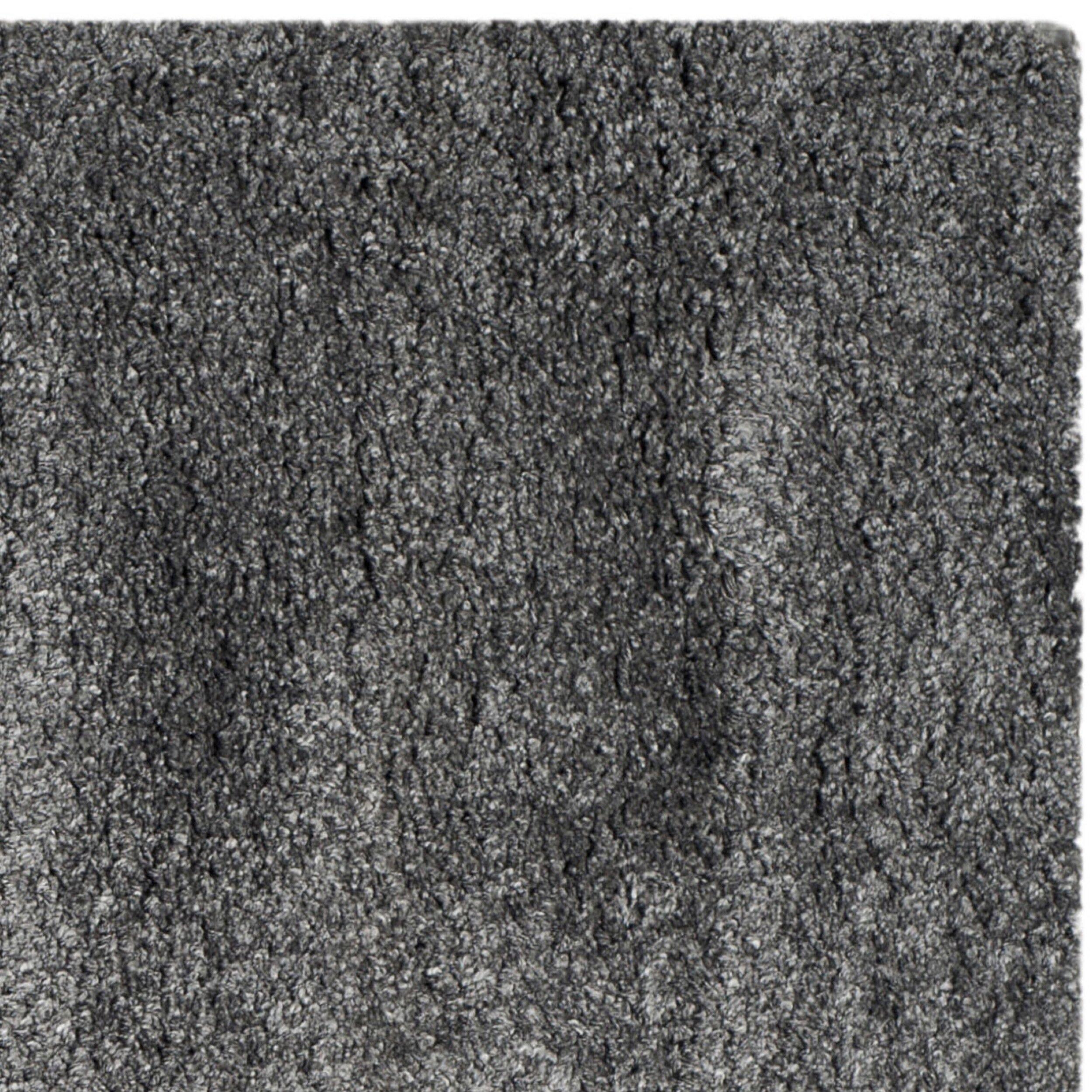 Safavieh Shag Handmade Dark Gray Area Rug & Reviews
