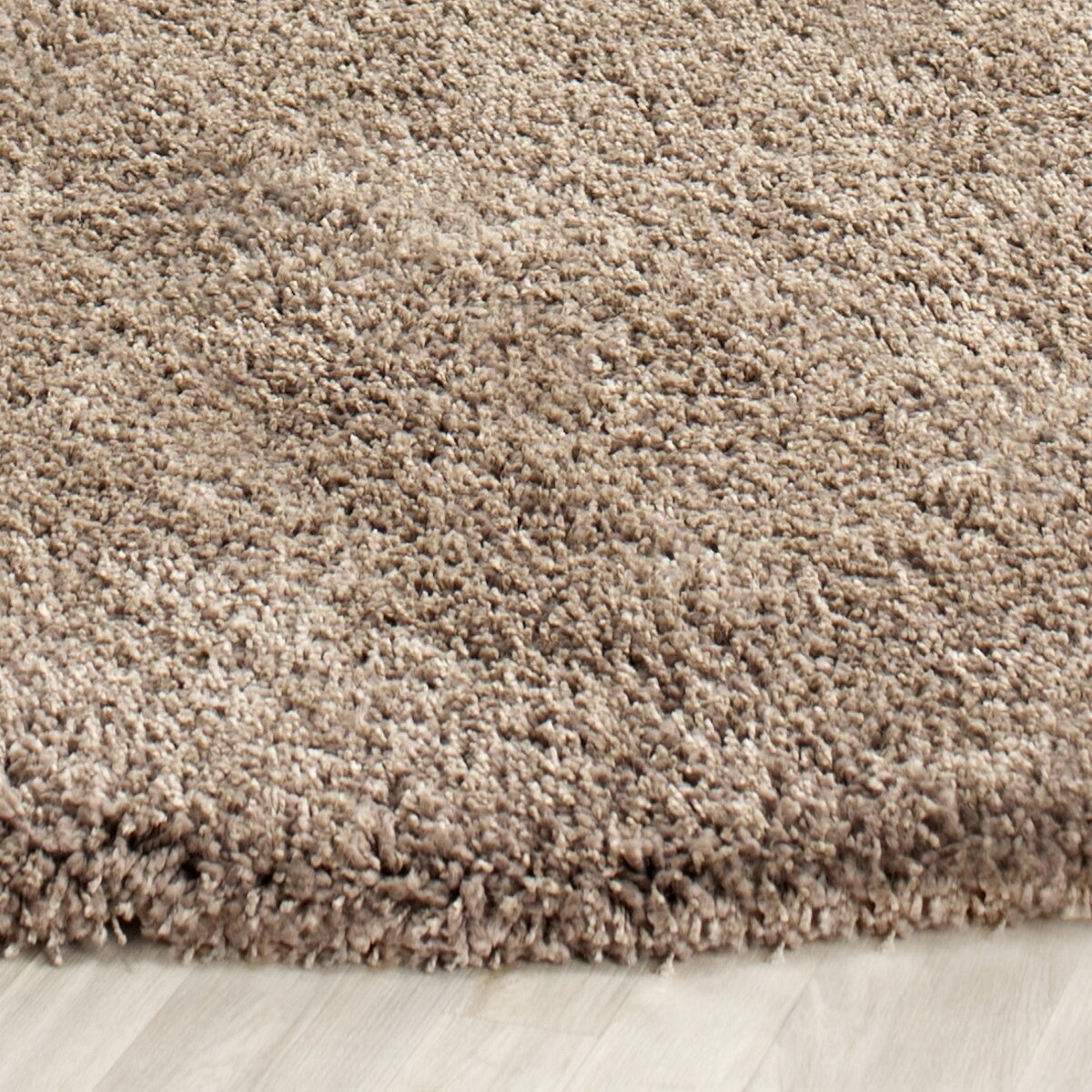 Safavieh Shag Taupe Area Rug Amp Reviews Wayfair