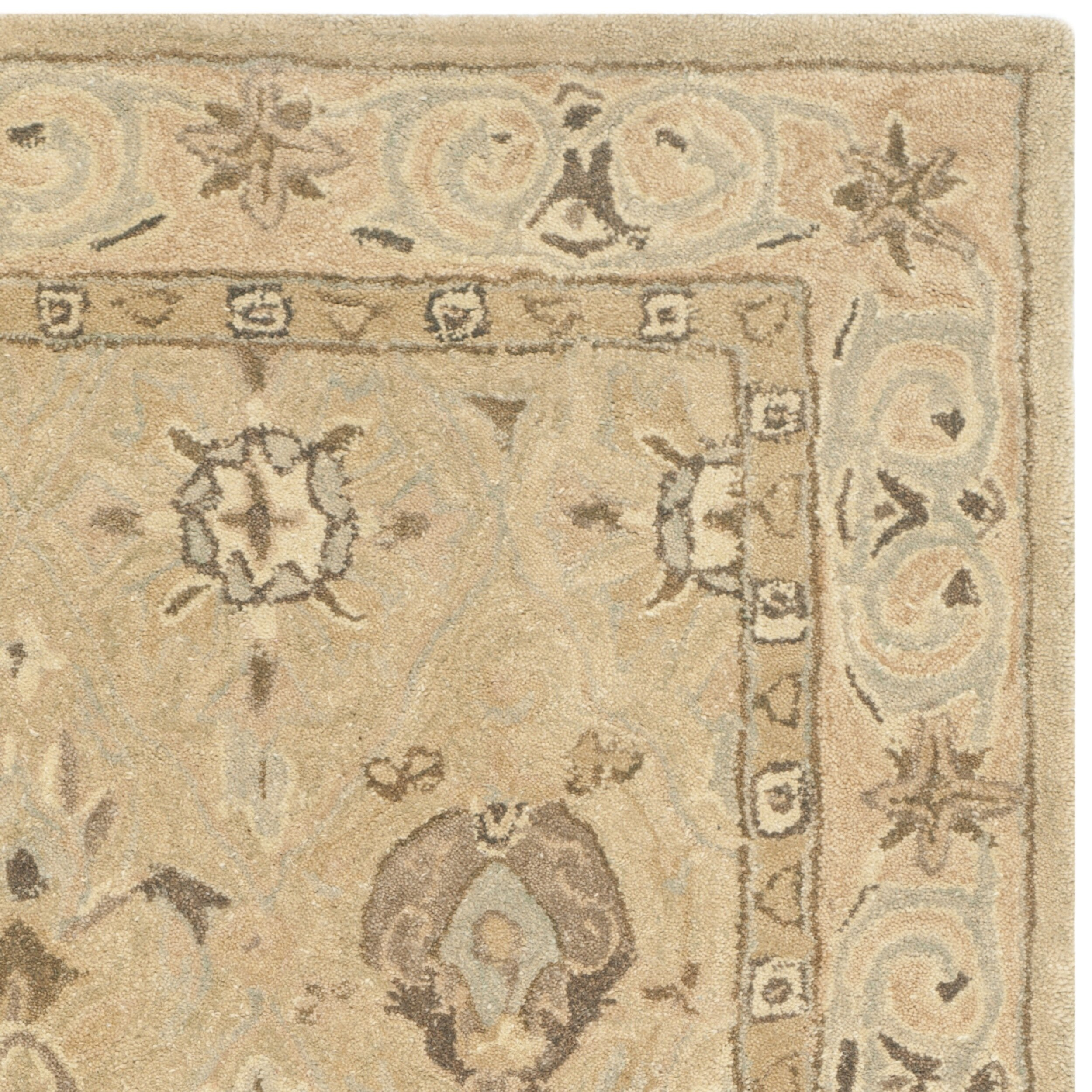 Safavieh Anatolia Beige Beige Area Rug Amp Reviews